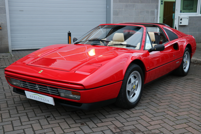 1988 Ferrari 328 Gts Classic Driver Market