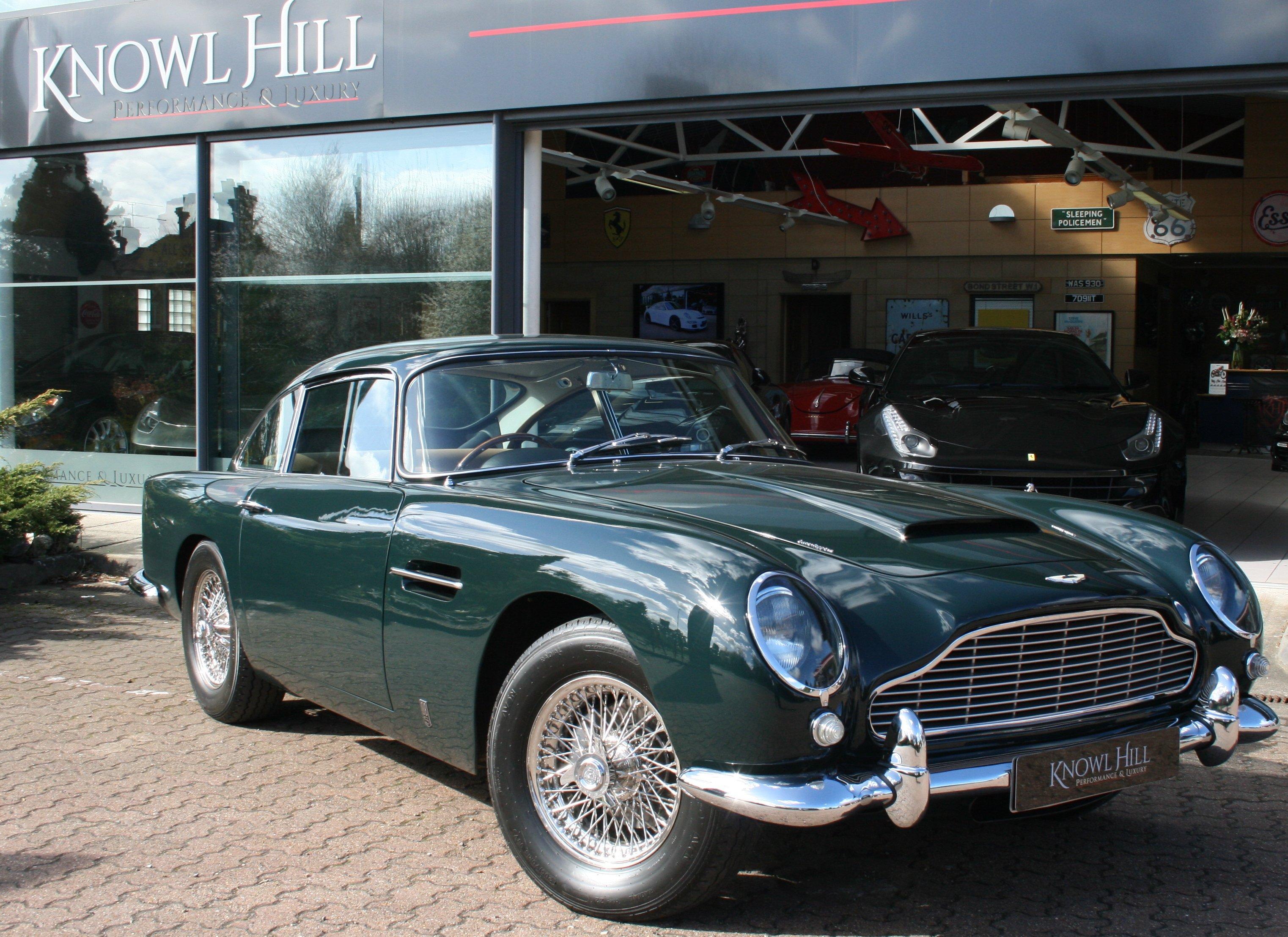 1964 Aston Martin Db5 Oldtimer Zu Verkaufen