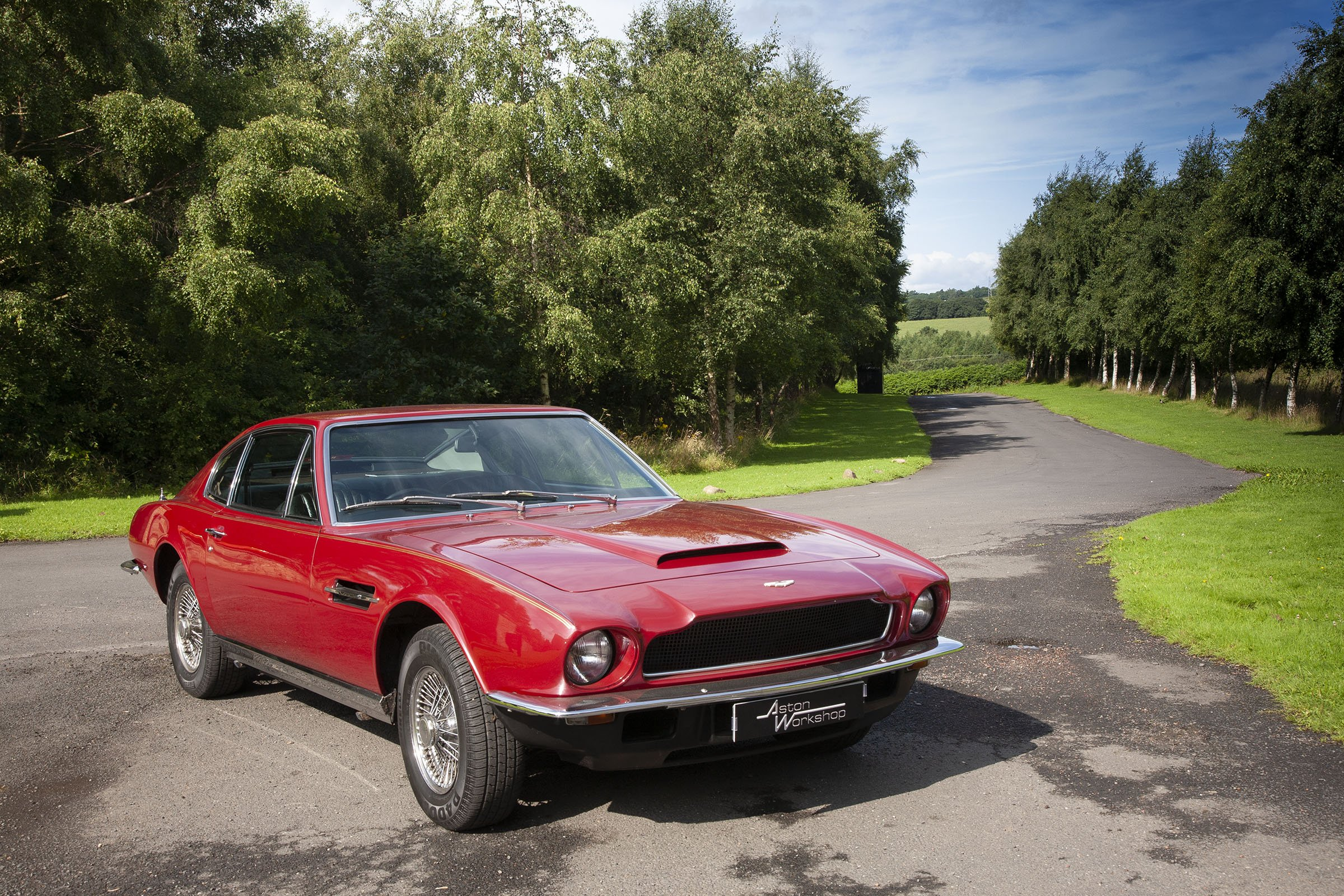 1973 Aston Martin Dbs Vantage 6 Cylinder Classic Driver Market