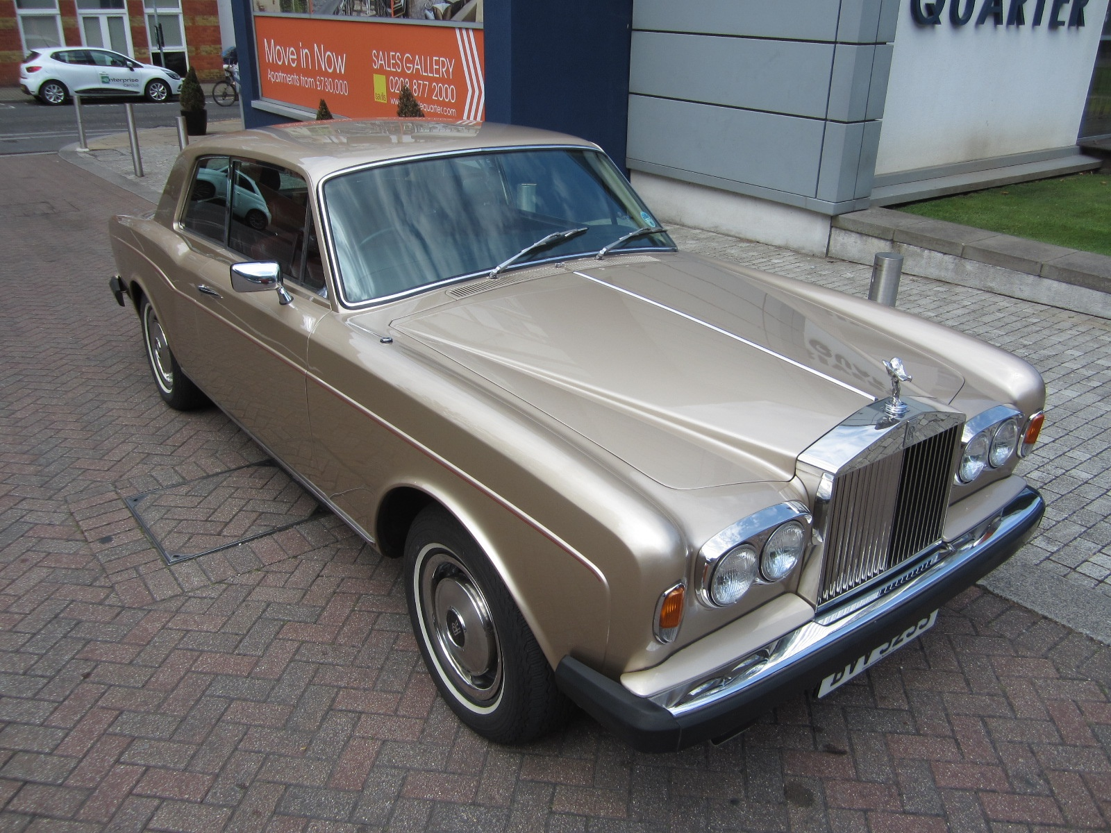 1978 Rolls Royce Corniche I Vintage Car For Sale