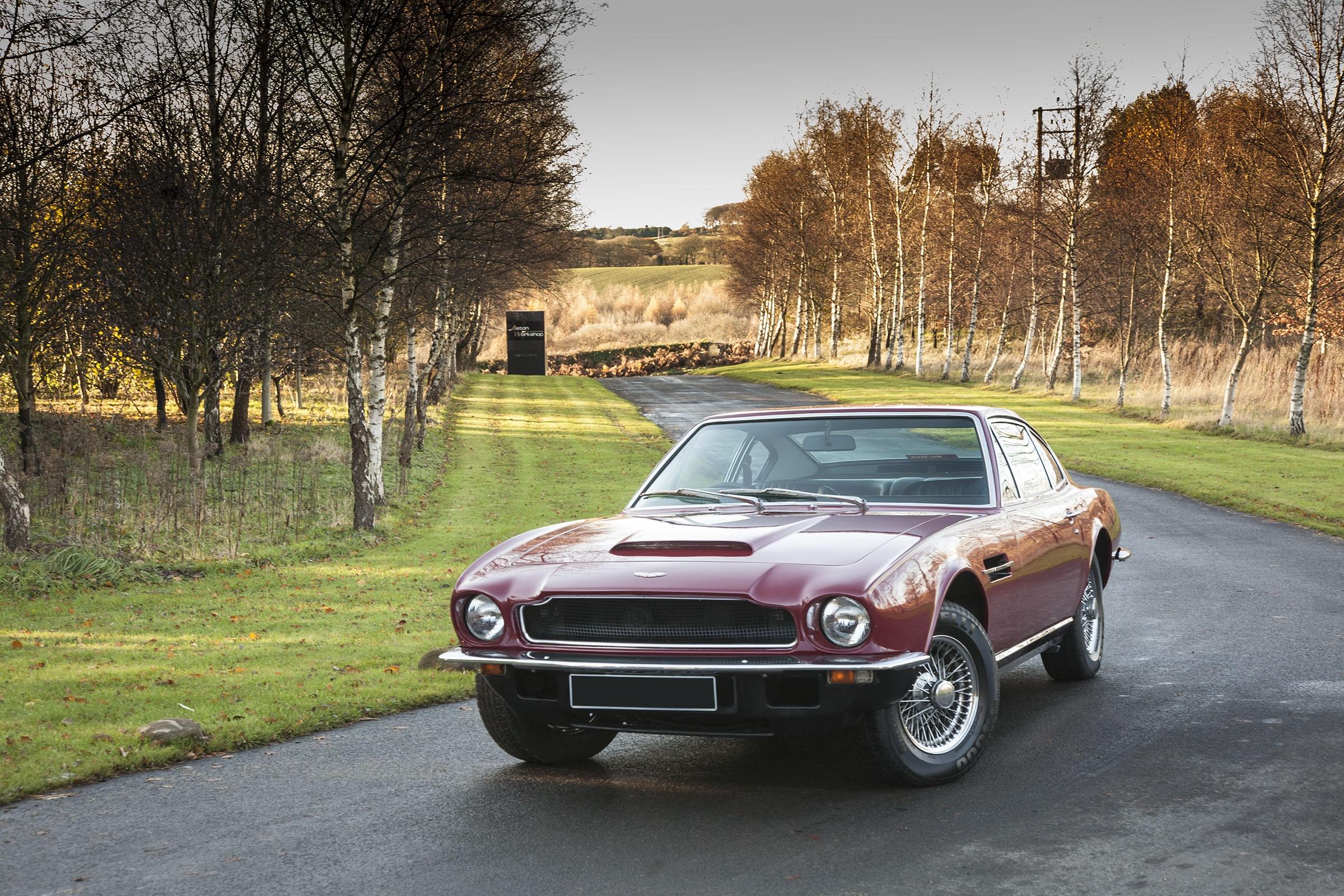 1973 Aston Martin Dbs Oldtimer Zu Verkaufen