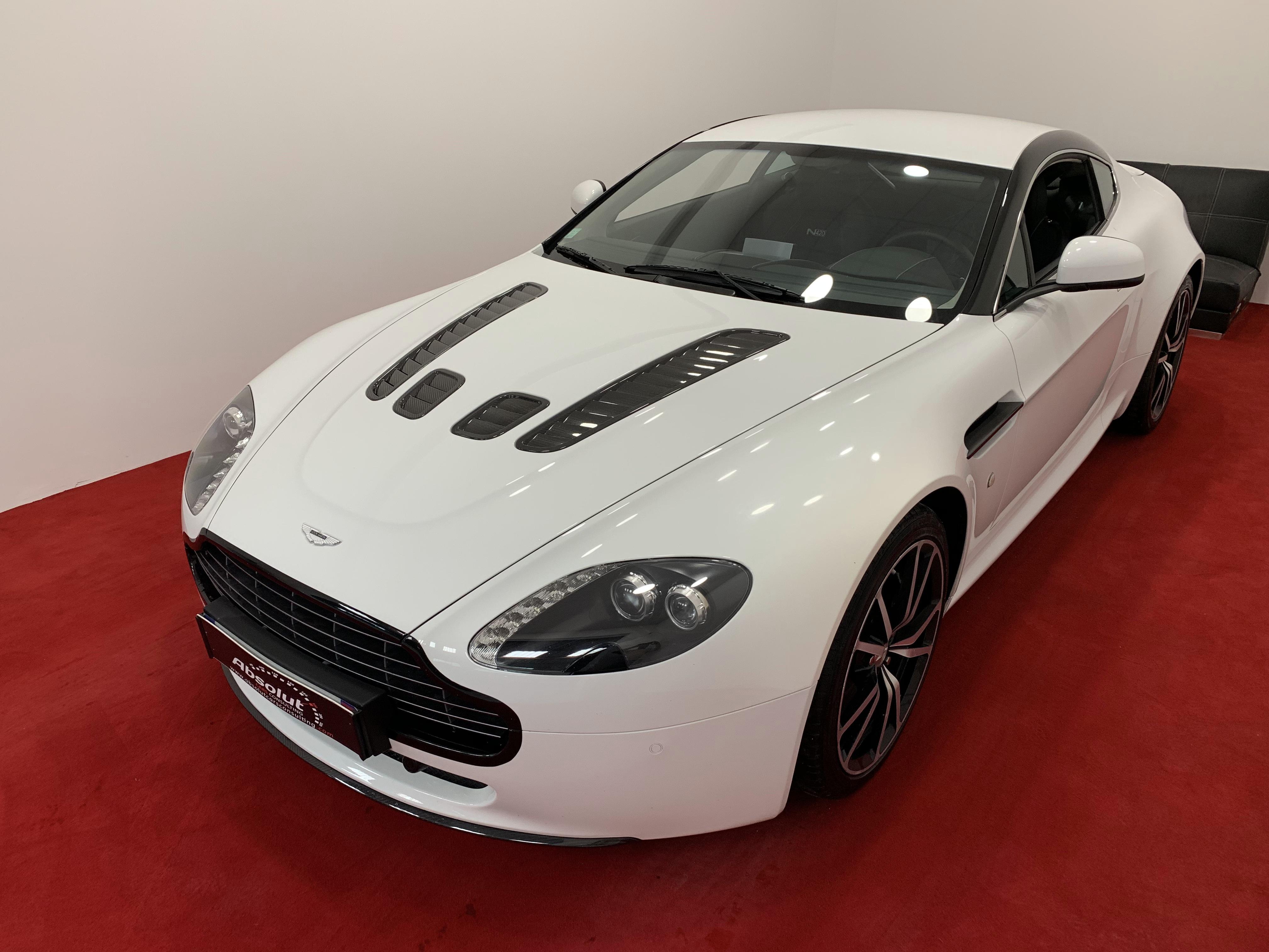 2011 Aston Martin V8 Vantage N420 Limited Edition Classic Driver Market