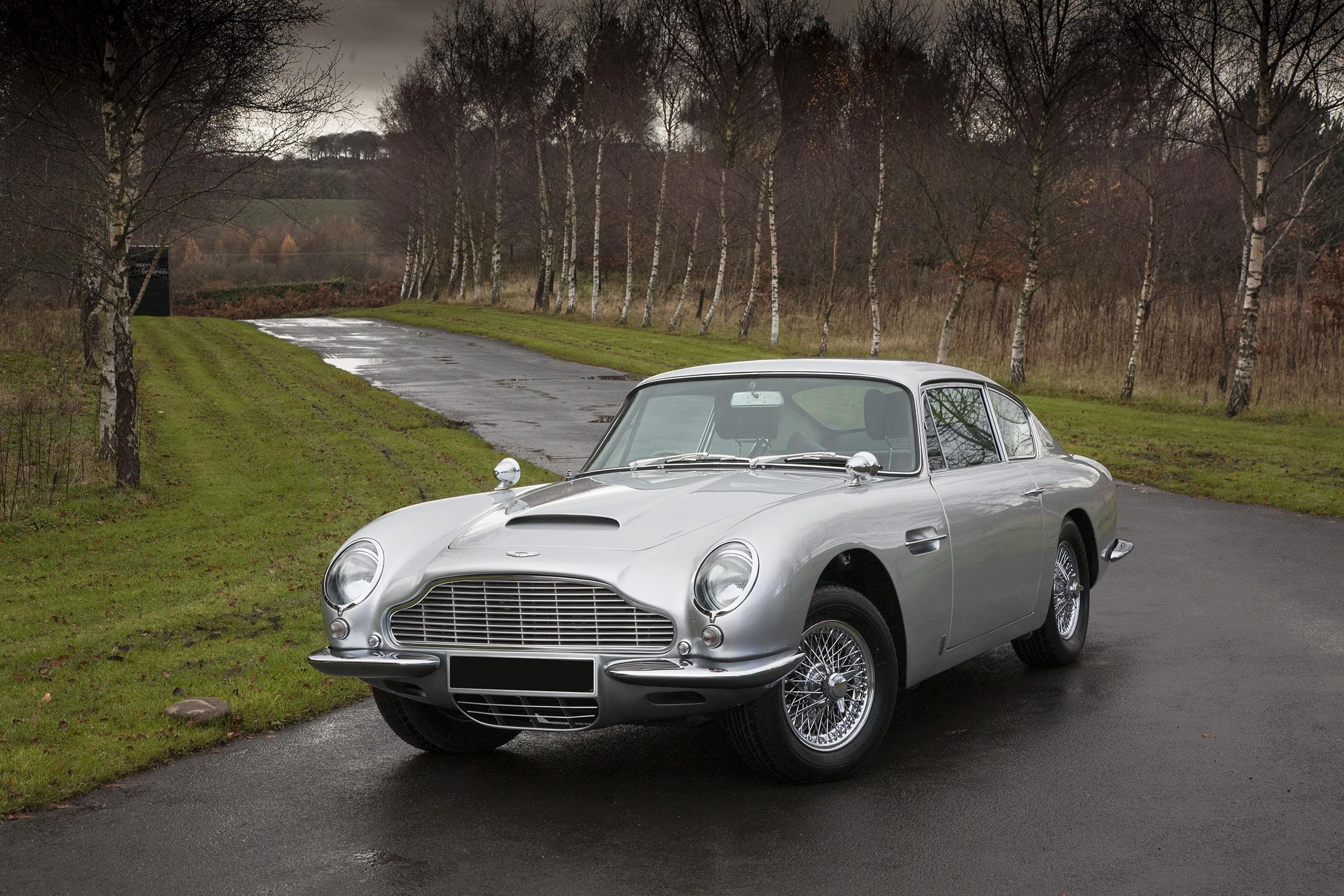 Aston Martin DB For Sale Classic Driver - Aston martin db6 for sale