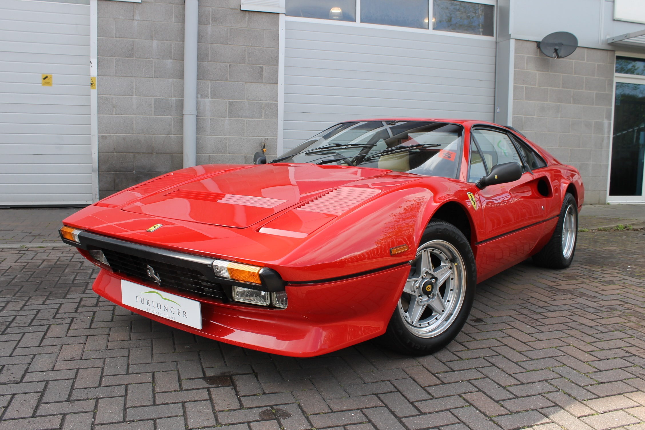 1979 Ferrari 308 Oldtimer Zu Verkaufen