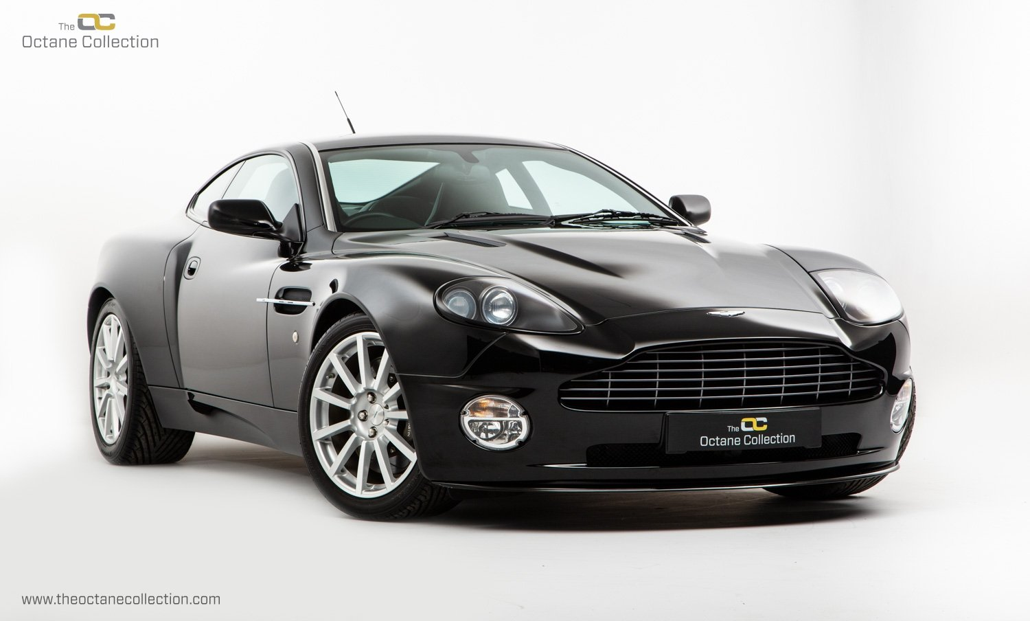 2001 Aston Martin Vanquish Aston Martin Vanquish S Ultimate Edition 1 Of 50 Full Supplying Dealer History Uk Supplied Classic Driver Market