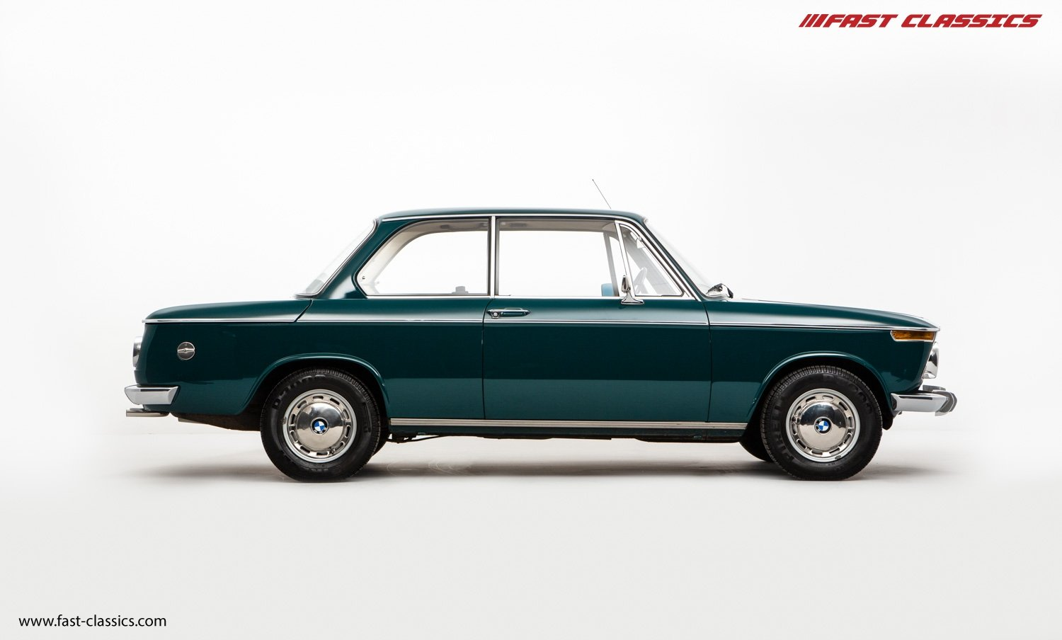 1971 Bmw 2002 Bmw 2002a Agave Green 59k Miles Excellent History Uk Rhd Classic Driver Market
