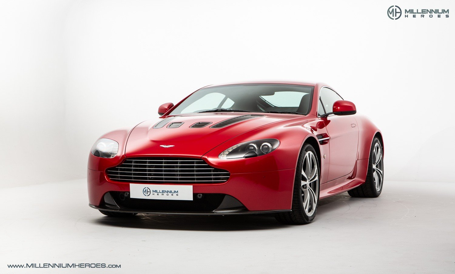 2010 Aston Martin V12 Vantage Aston Martin V12 Vantage Manual Special Order Fire Red B O Sound Carbon Buckets Uk Rhd Classic Driver Market