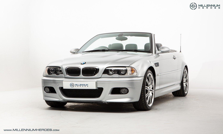 2005 Bmw M3 Bmw E46 M3 Cab 2005 Manual 25k Miles Huge Option List Factory Hard Top Classic Driver Market