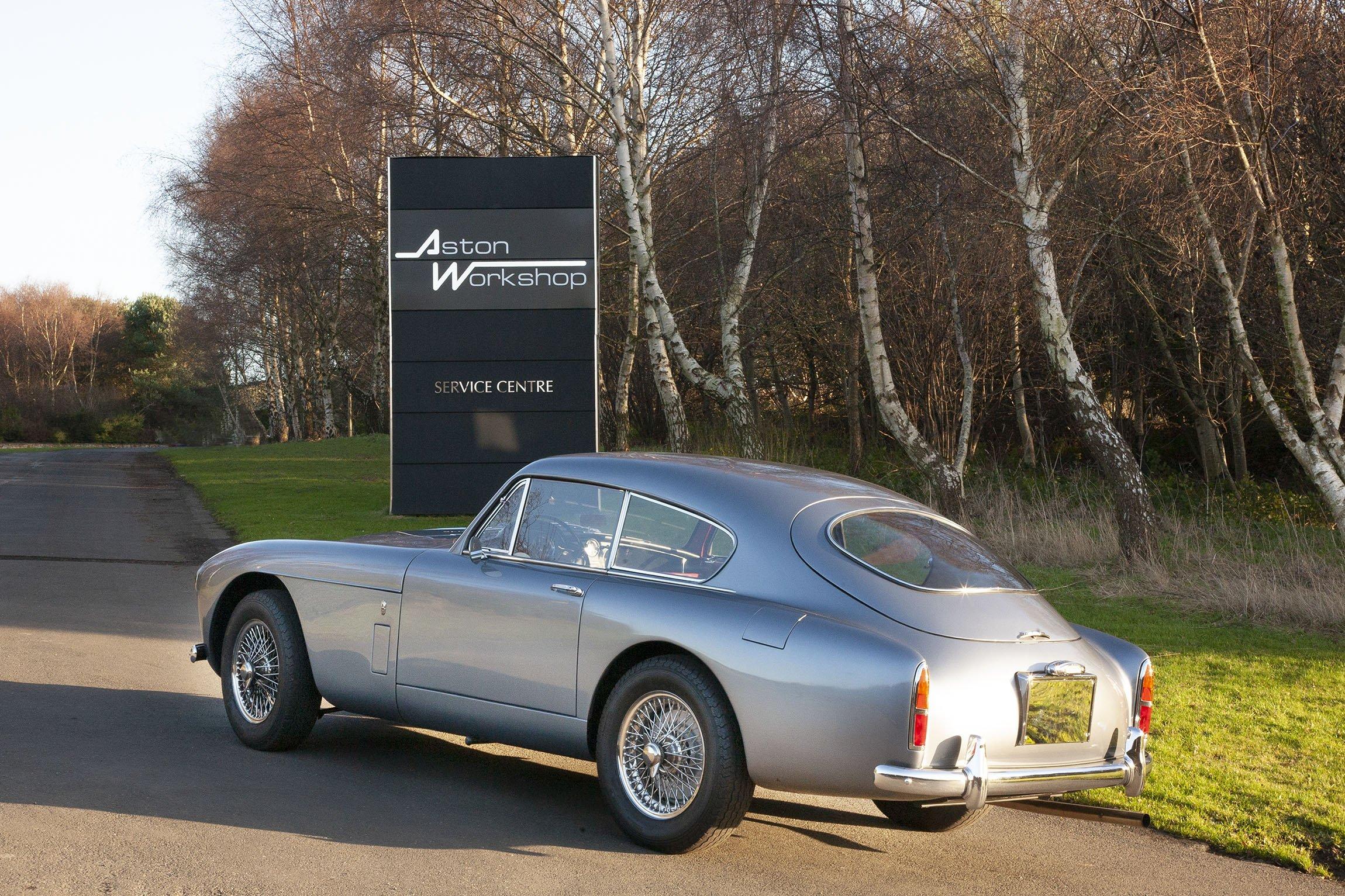 1950 Aston Martin Db2 Db Mkiii Oldtimer Zu Verkaufen
