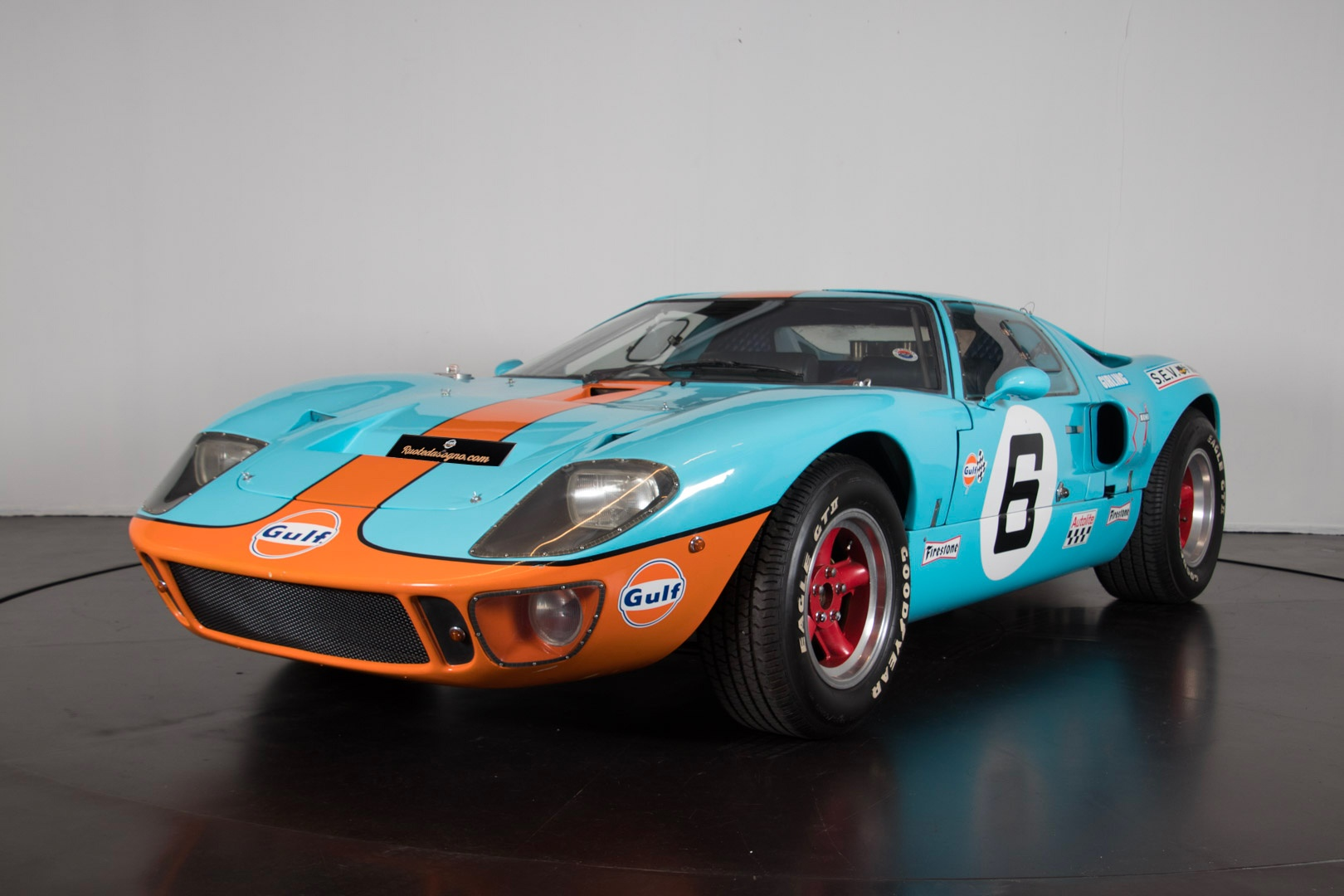 """1977 Ford GT 40 - """"Recreation"""" 