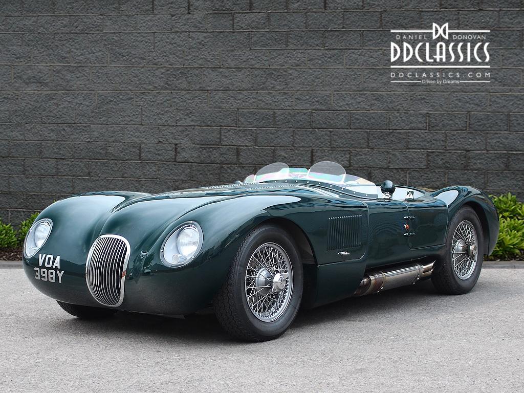 Jaguar jaguar c : 1951 Jaguar C-Type - Recreation (RHD) | Classic Driver Market