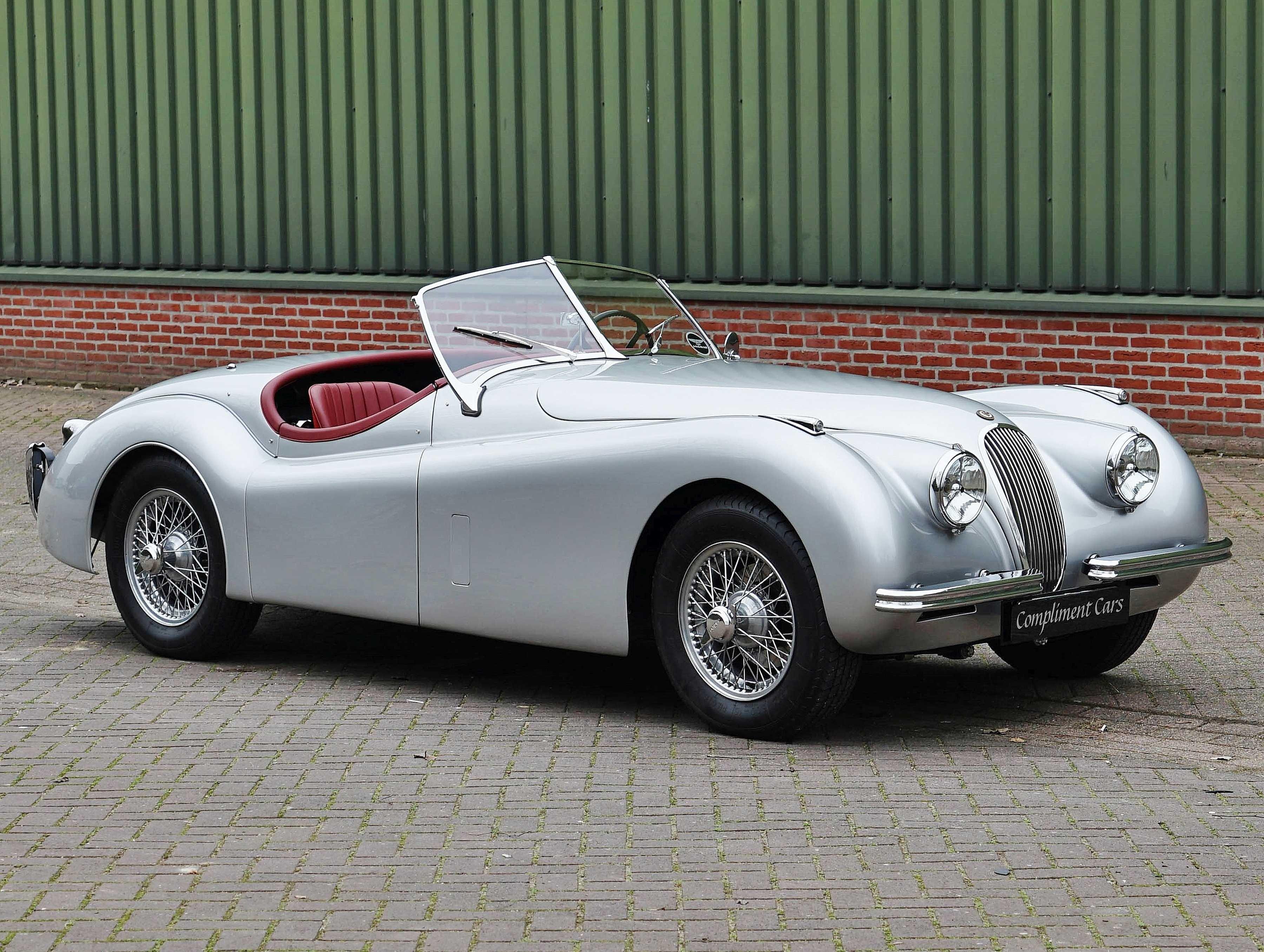 1952 Jaguar XK 120 - OTS | Classic Driver Market