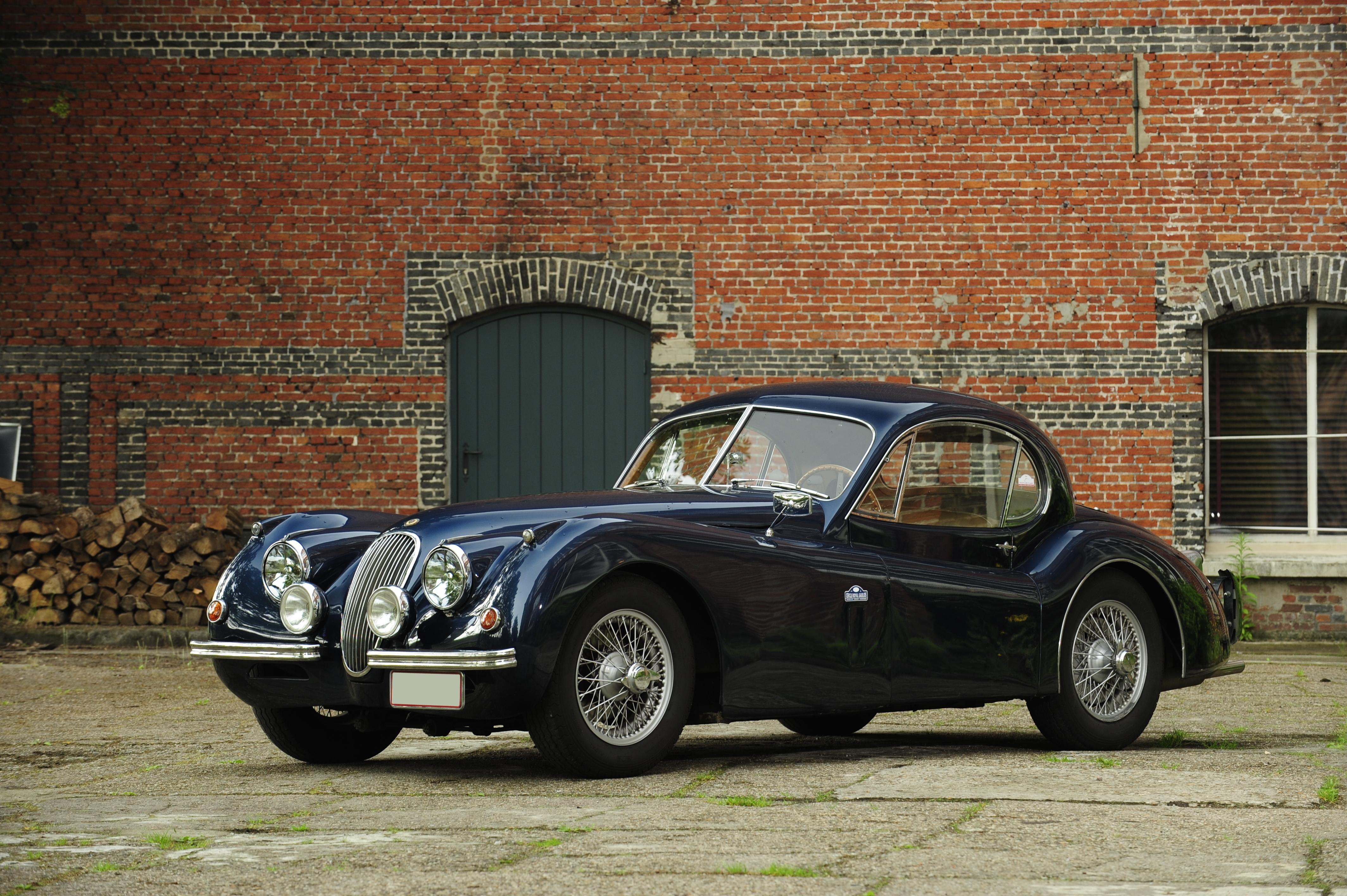 1952 jaguar xk 120 coupe classic driver market. Black Bedroom Furniture Sets. Home Design Ideas