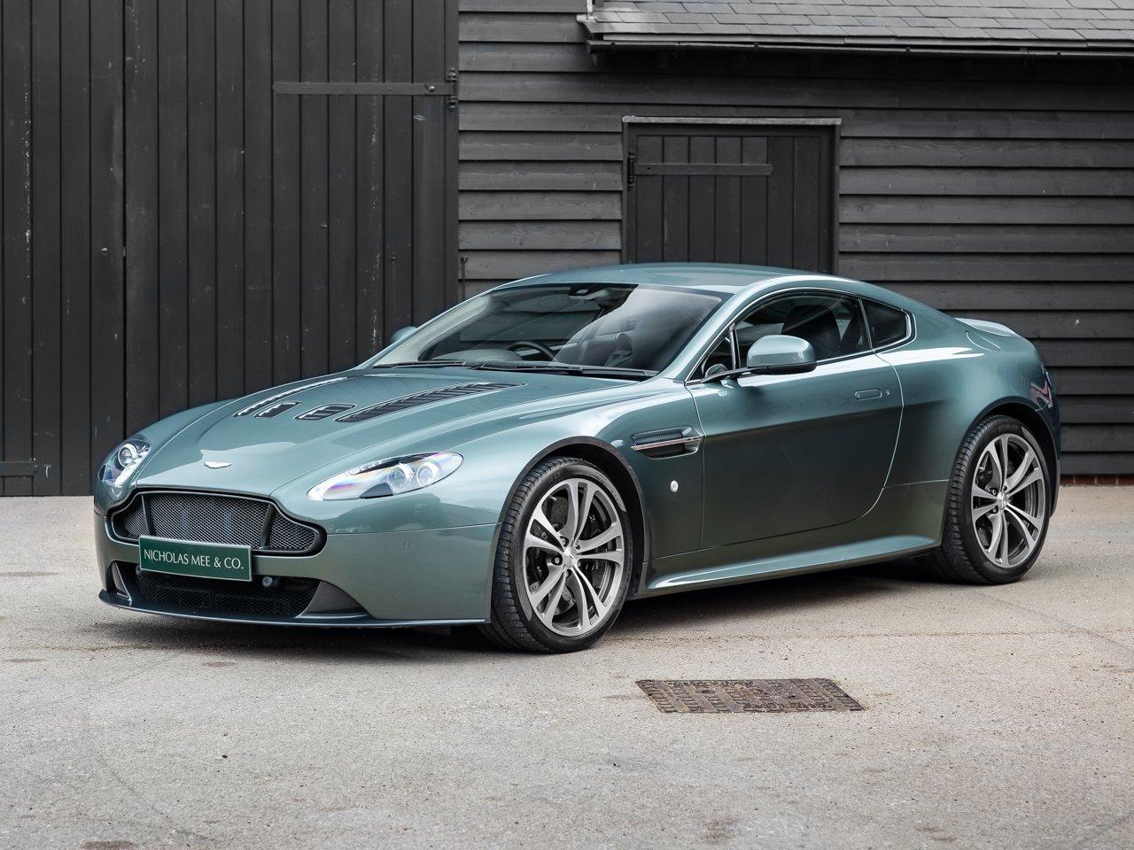 2014 Aston Martin V12 Vantage S Coupe Classic Driver Market