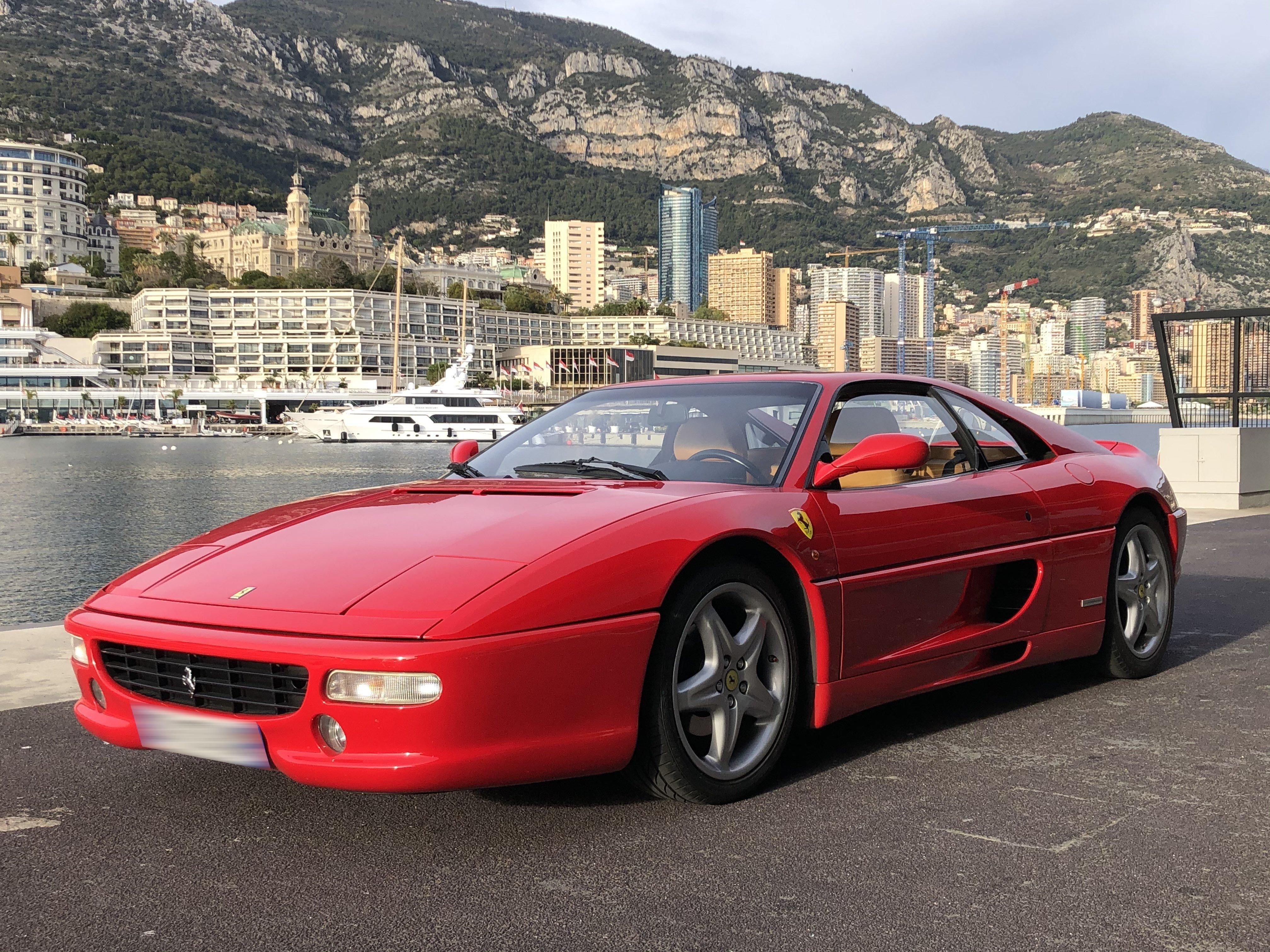1997 Ferrari F355 Gtb Classic Driver Market