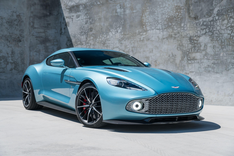 2018 Aston Martin Vanquish Zagato Coupe Classic Driver Market