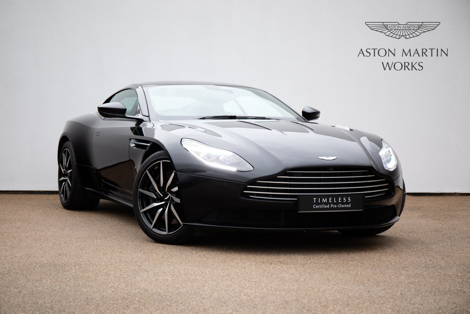 2018 Aston Martin Db11 V12 Classic Driver Market
