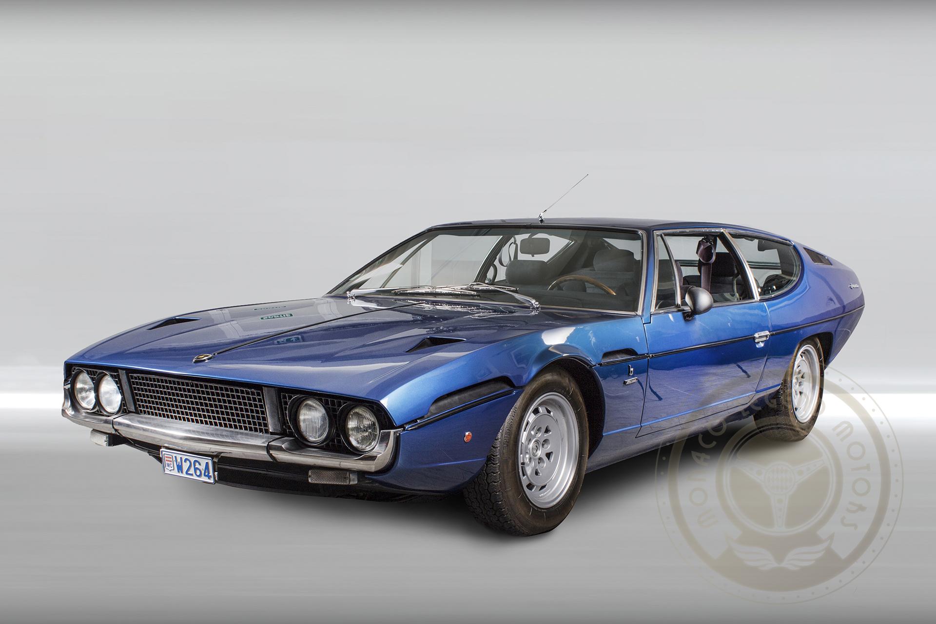 1973 Lamborghini Espada S3 Classic Driver Market