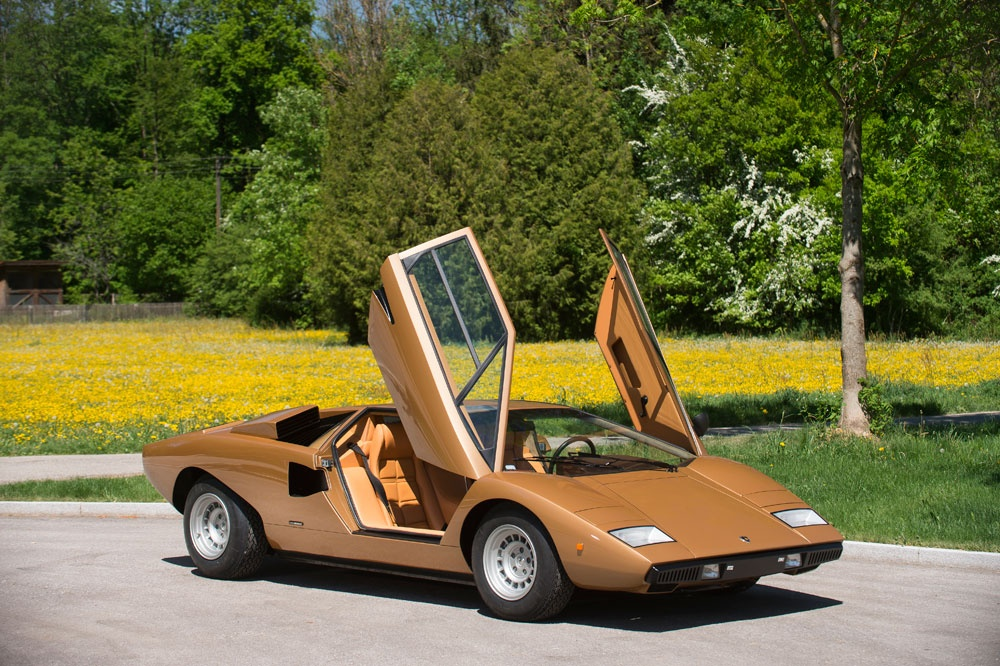 1976 Lamborghini Countach , Vintage car for sale