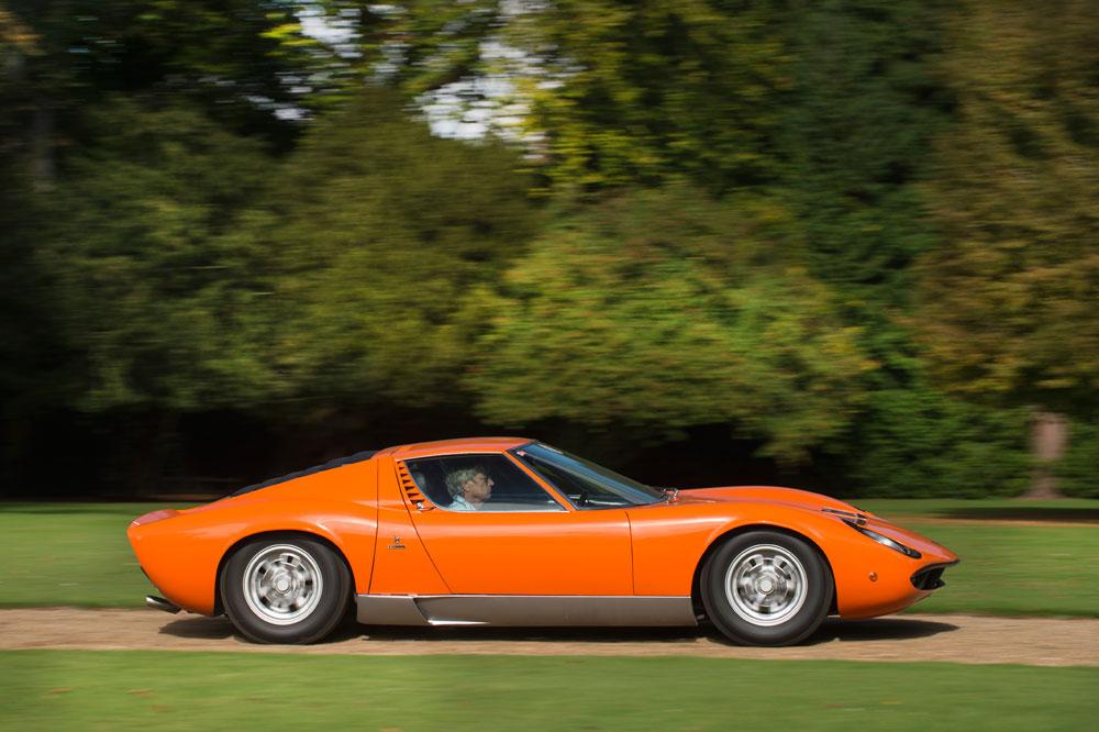 1969 Lamborghini Miura P400 S Classic Driver Market