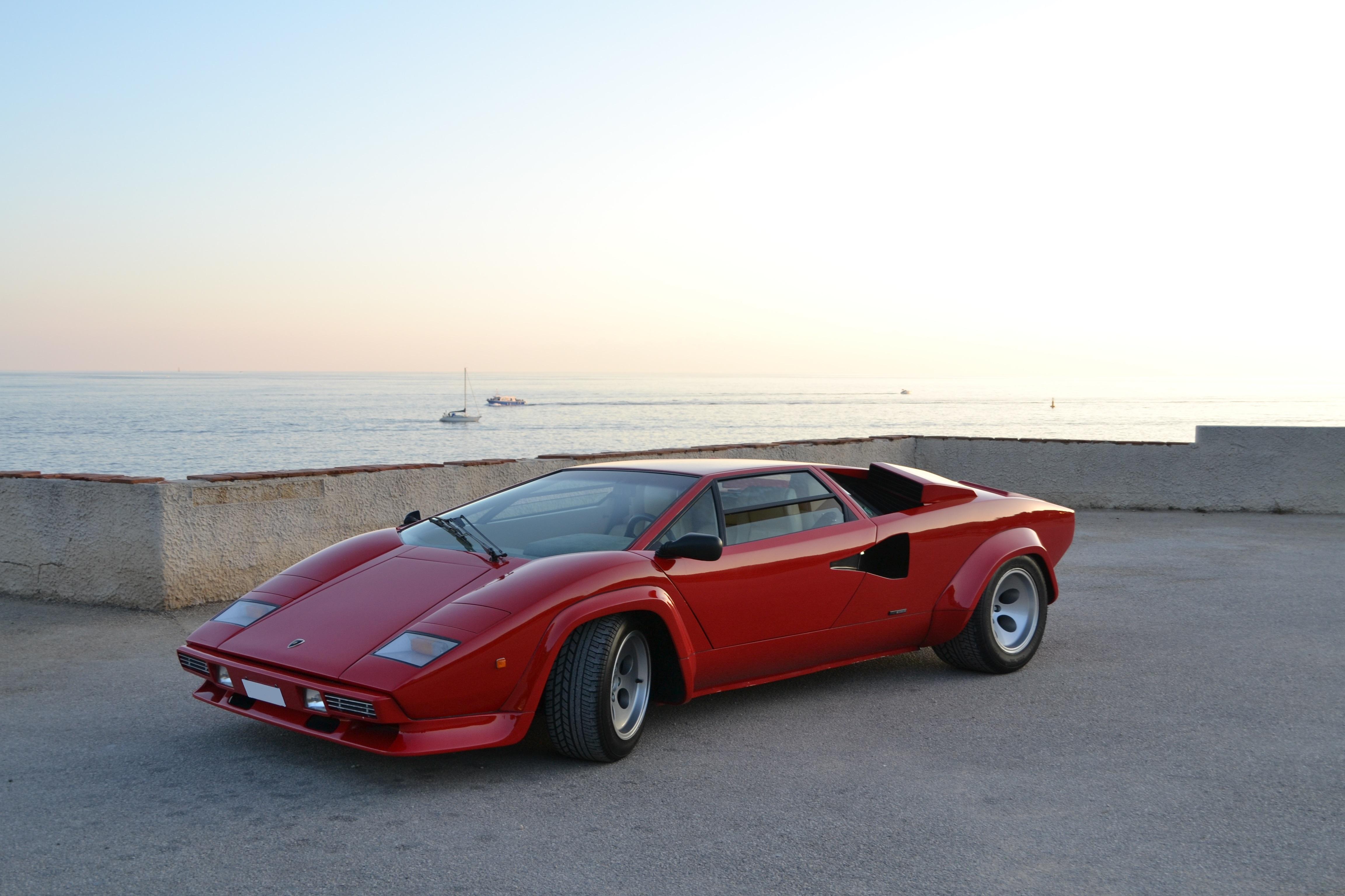 lamborghini_countach_lp400s_4 Cool Lamborghini Countach Diecast 1 18 Cars Trend
