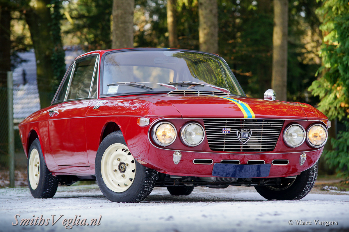 1968 lancia fulvia 1 3 hf coupe classic driver market. Black Bedroom Furniture Sets. Home Design Ideas
