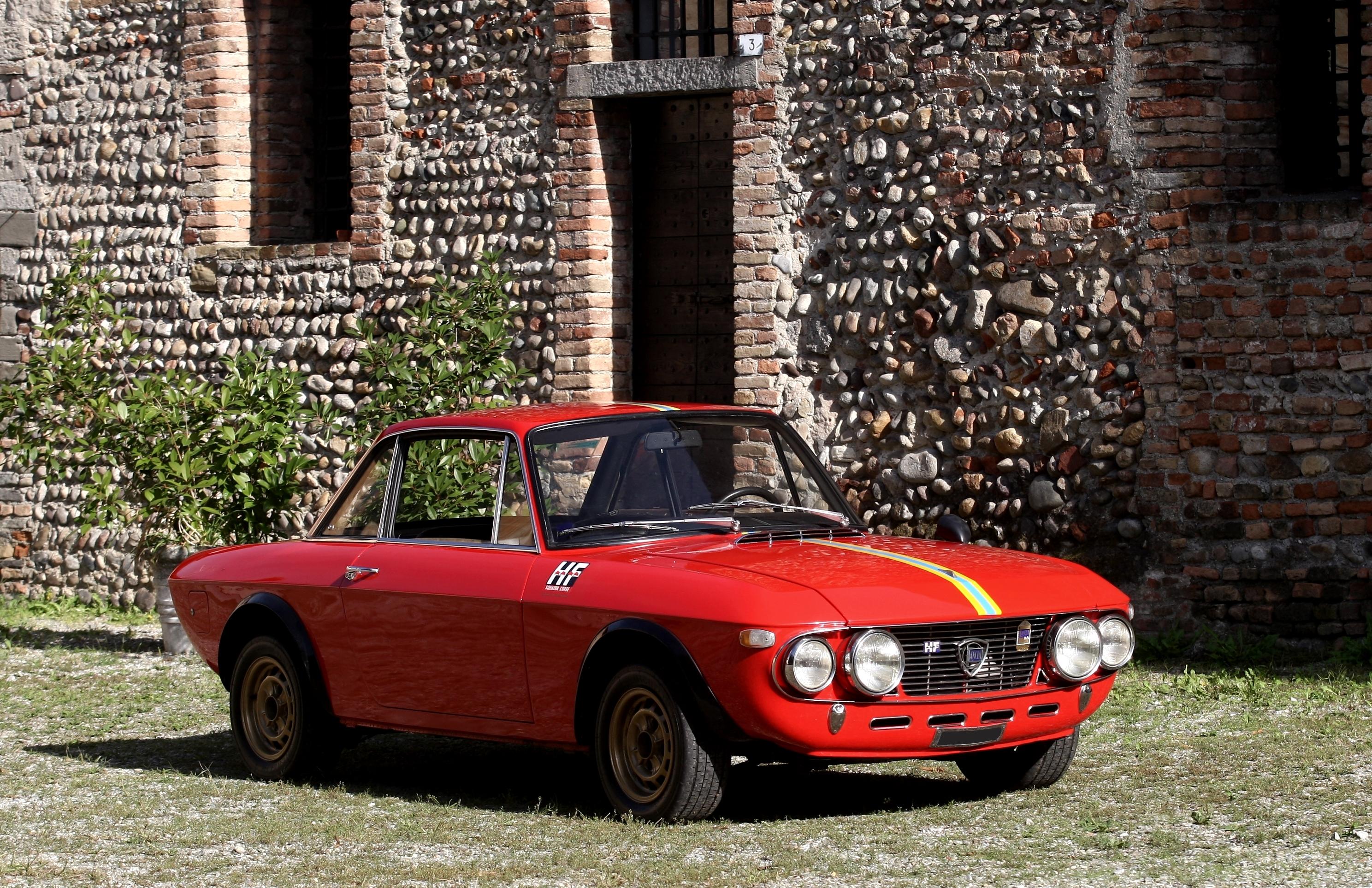"1969 Lancia Fulvia - 1600 HF ""Fanalone"" | Classic Driver Market"