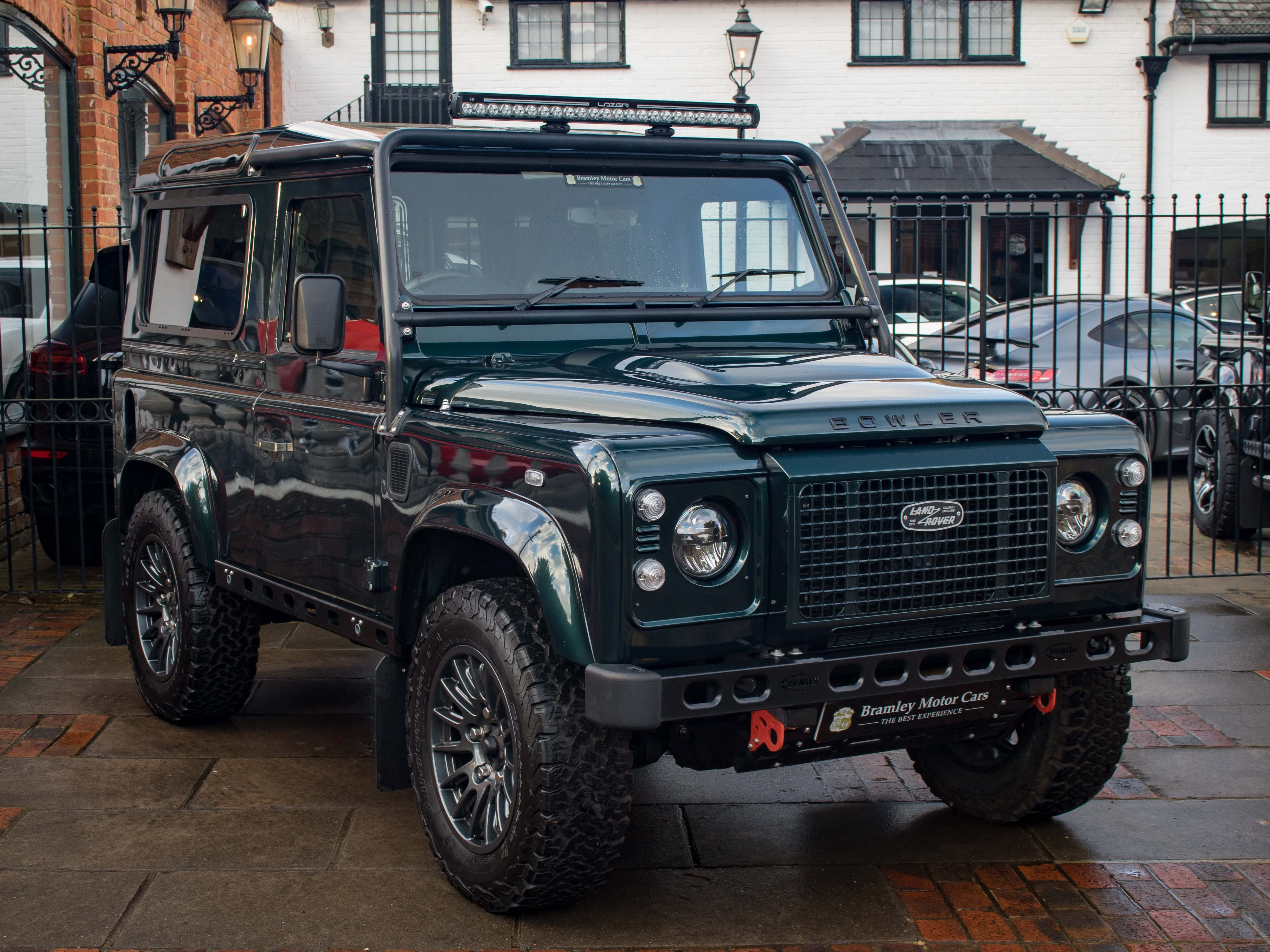 export landrover defender land used rover img tc units