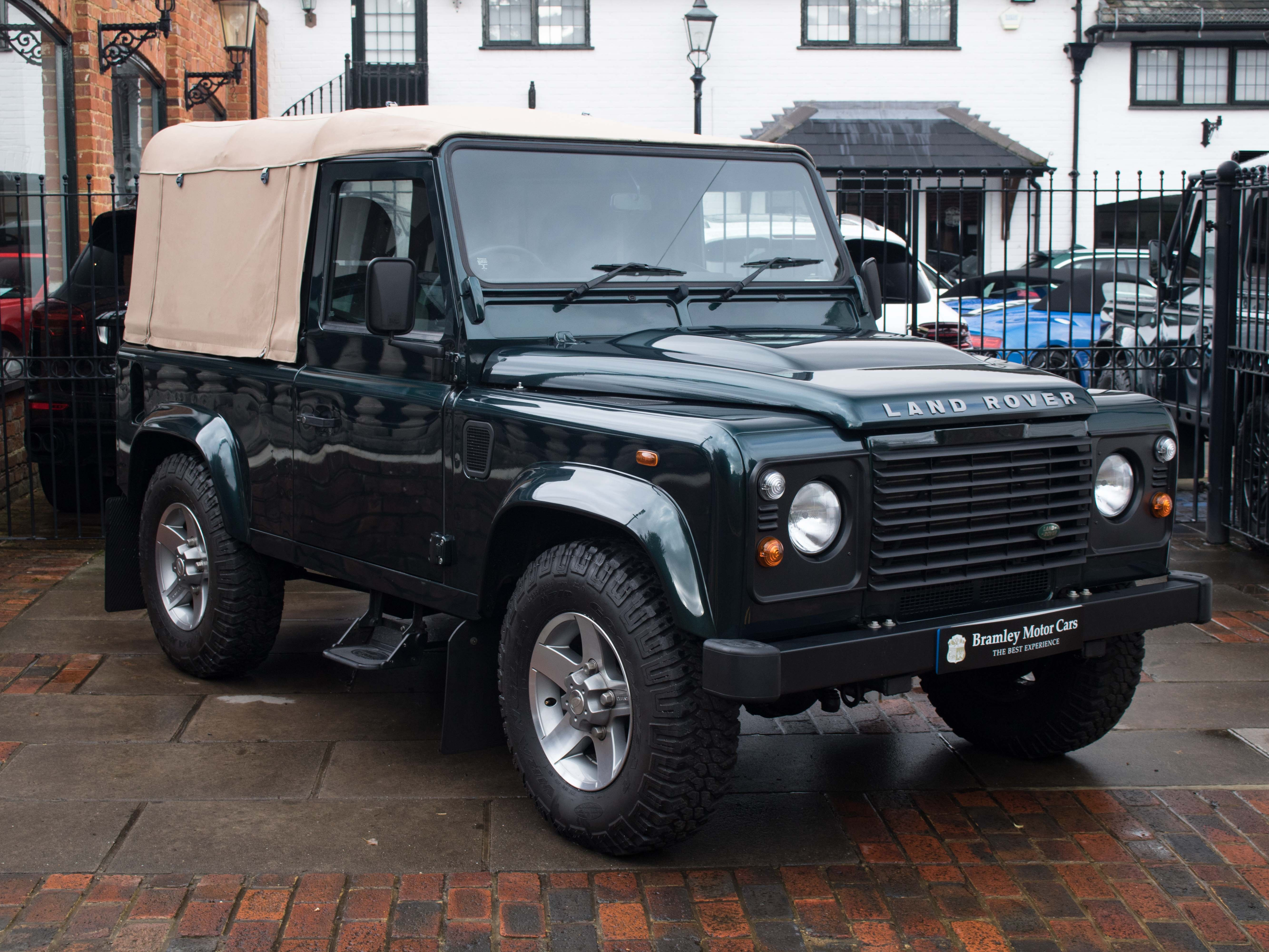 landrover rover restored youtube land sale defender for watch