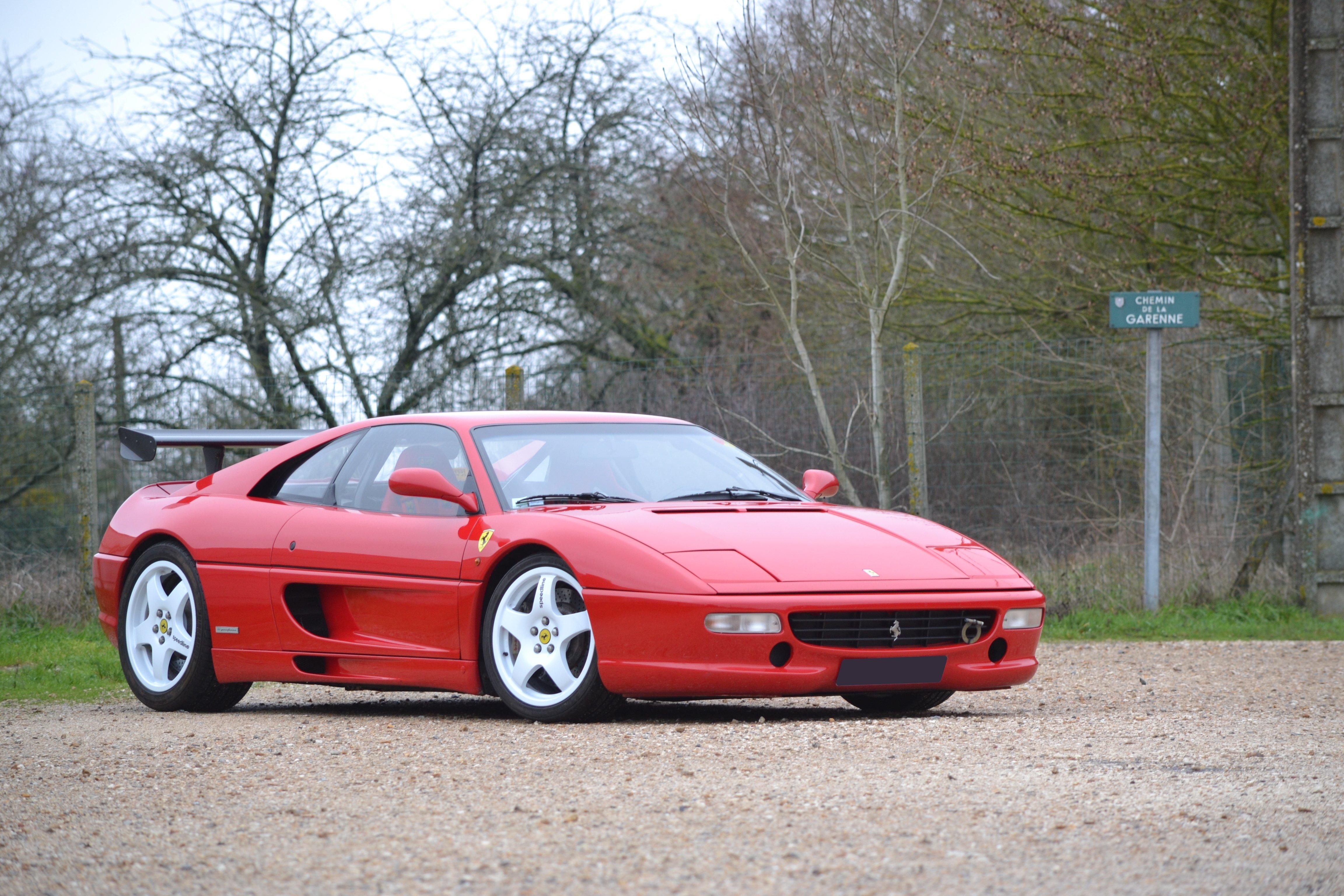 1995 Ferrari F355 Challenge Classic Driver Market