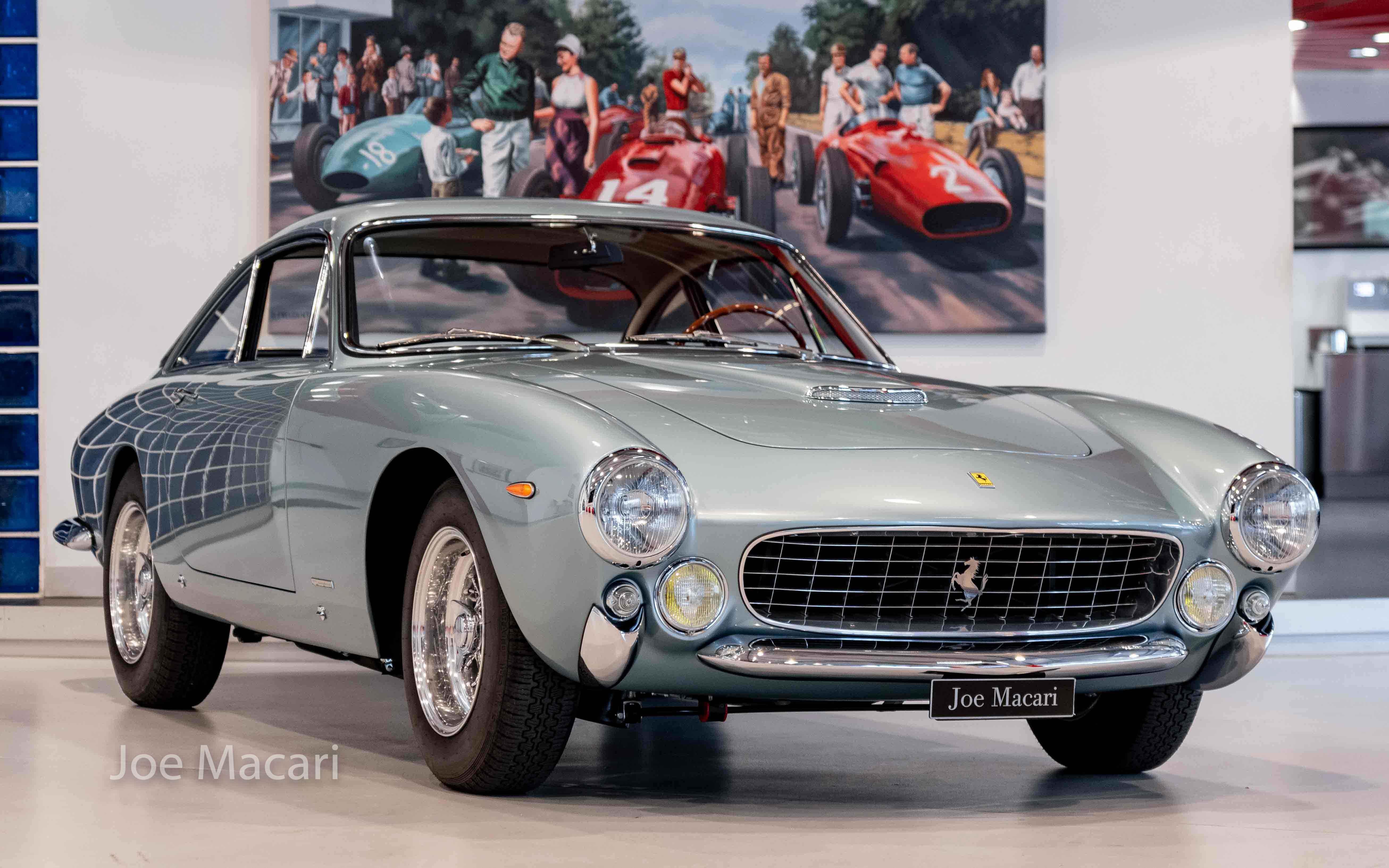 1963 Ferrari 250 Gt Lusso Classic Driver Market