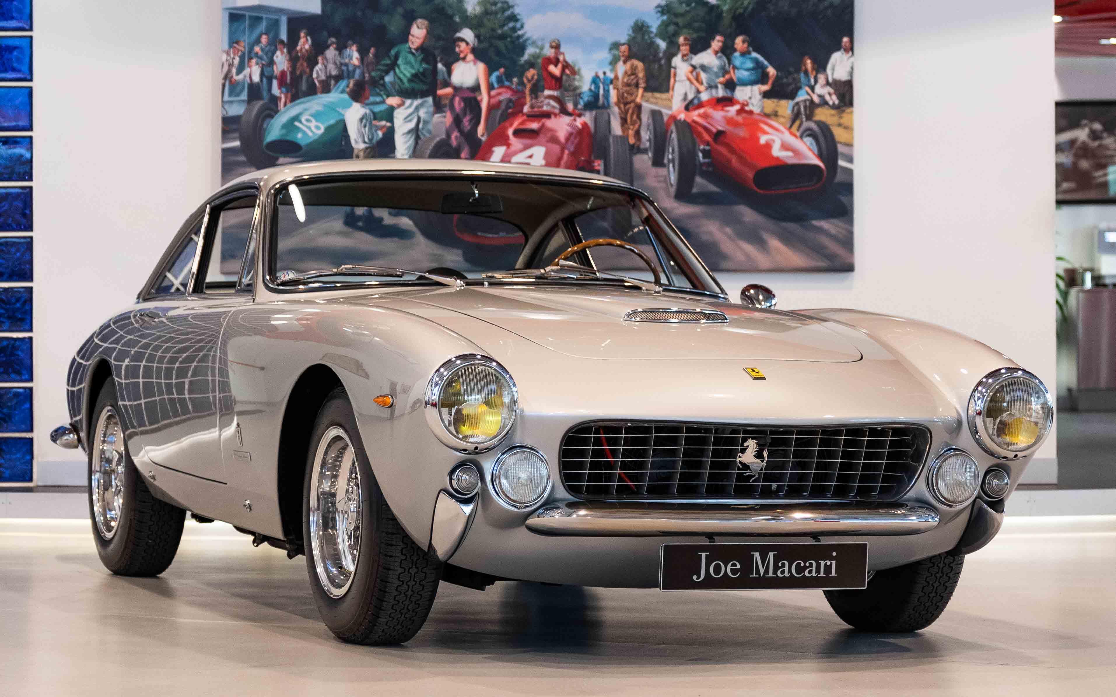 1963 Ferrari 250 Gt Lusso Oldtimer Zu Verkaufen
