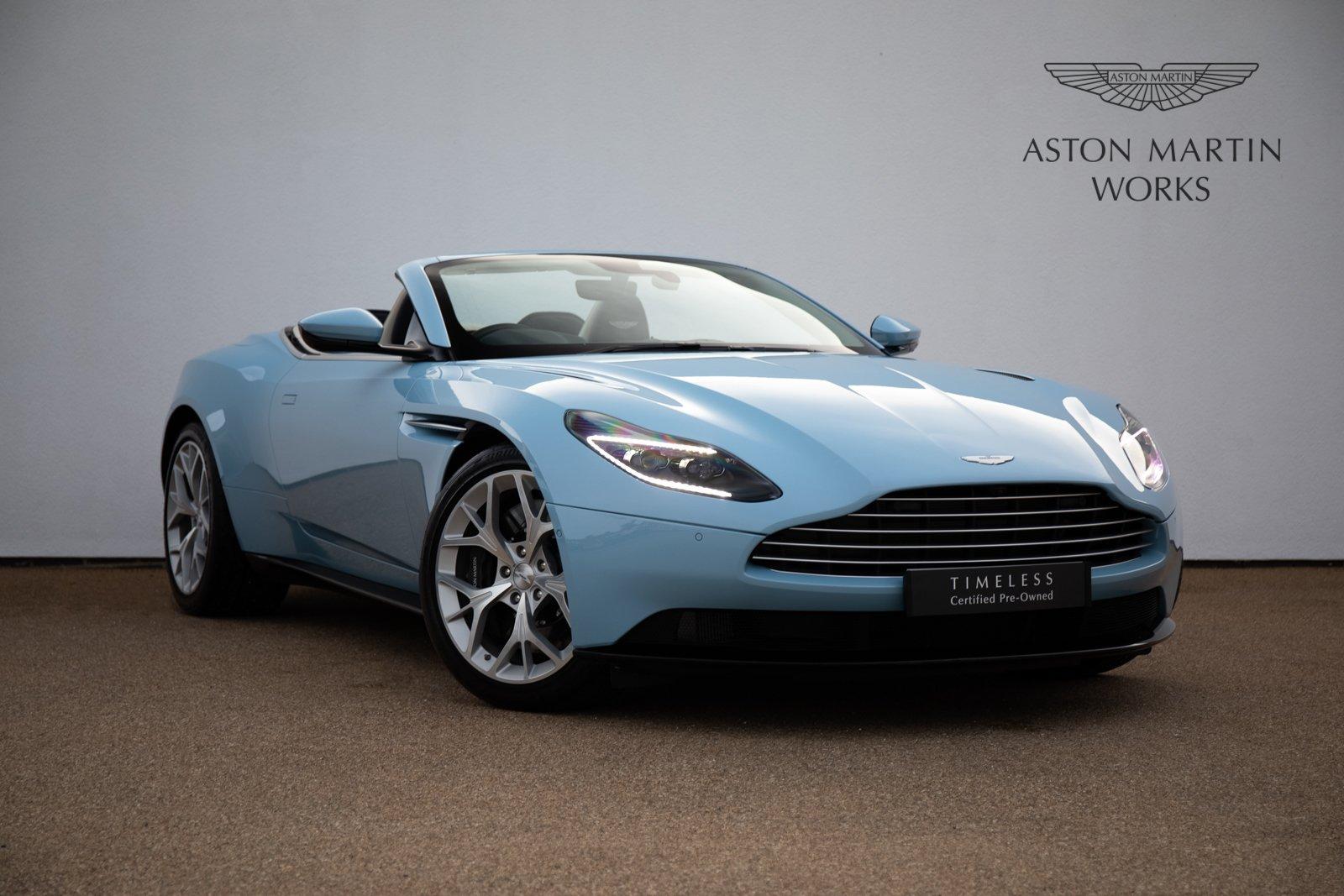 2018 Aston Martin Db11 Volante Classic Driver Market