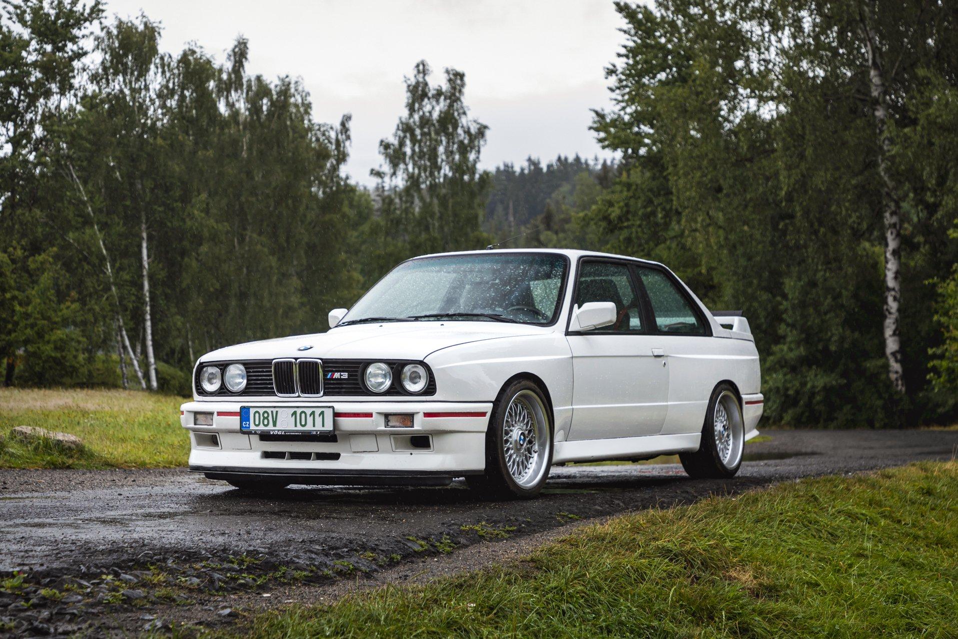 1987 Bmw M3 E30 Classic Driver Market