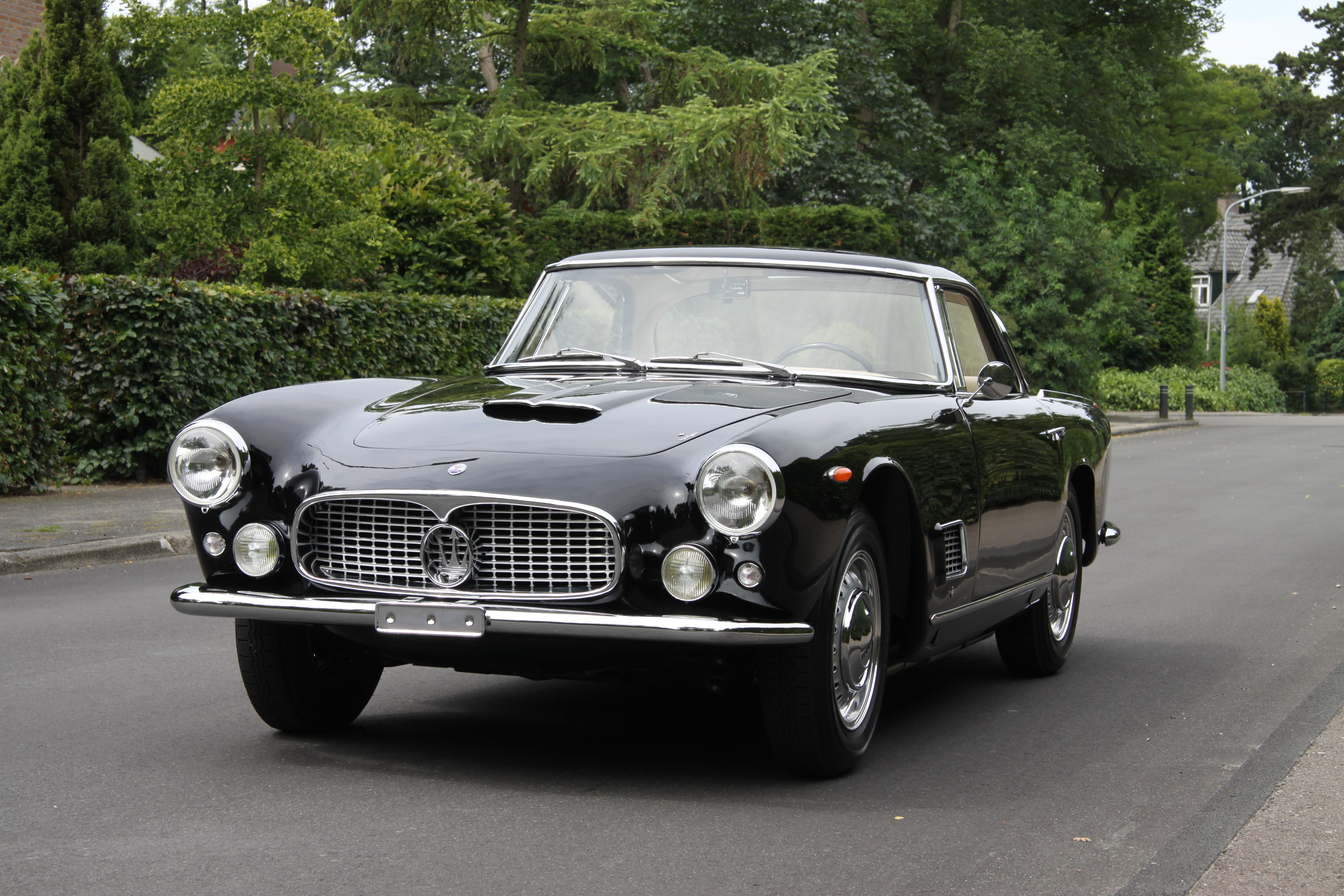 1960 Maserati 3500 Gt Touring Classic Driver Market