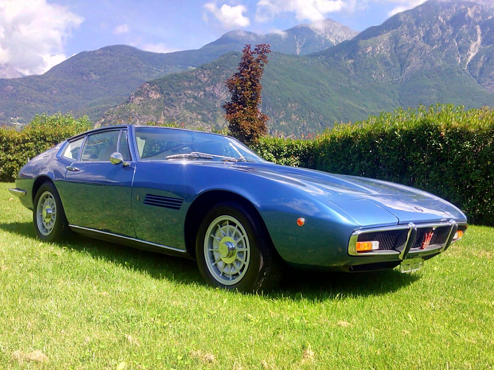 1972 Maserati Ghibli - 4.9 SS - ONE OF 366 | Classic ...