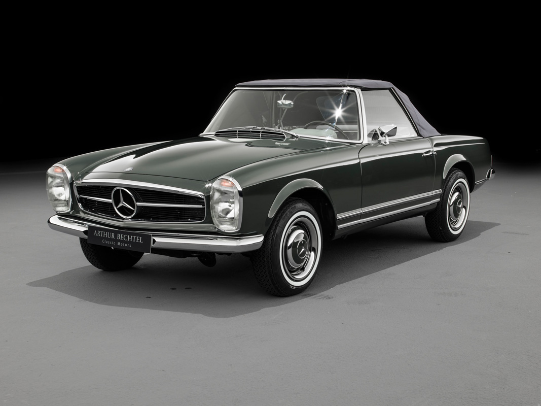 1965 mercedes benz sl pagode 230 sl pagode classic driver market. Black Bedroom Furniture Sets. Home Design Ideas