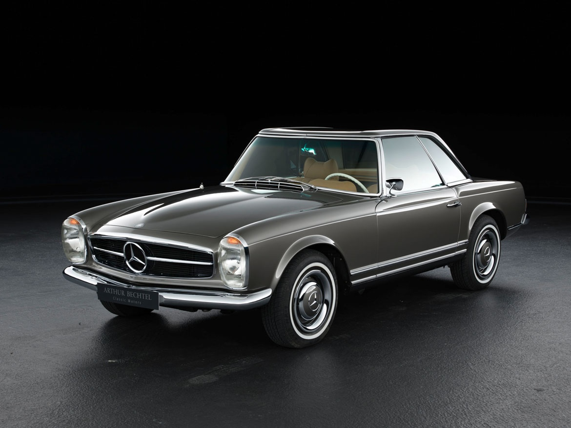 1963 mercedes benz sl pagode 230 sl pagode classic driver market. Black Bedroom Furniture Sets. Home Design Ideas