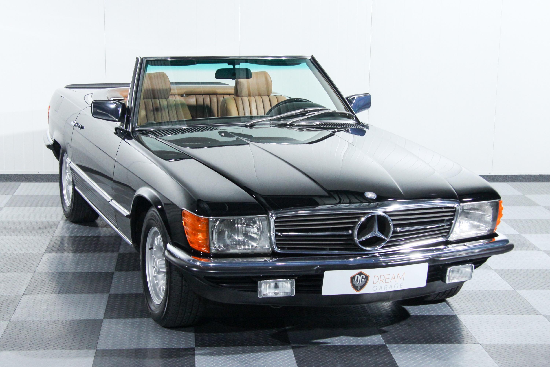 1985 mercedes benz sl beautiful original mercedes 500 sl. Black Bedroom Furniture Sets. Home Design Ideas