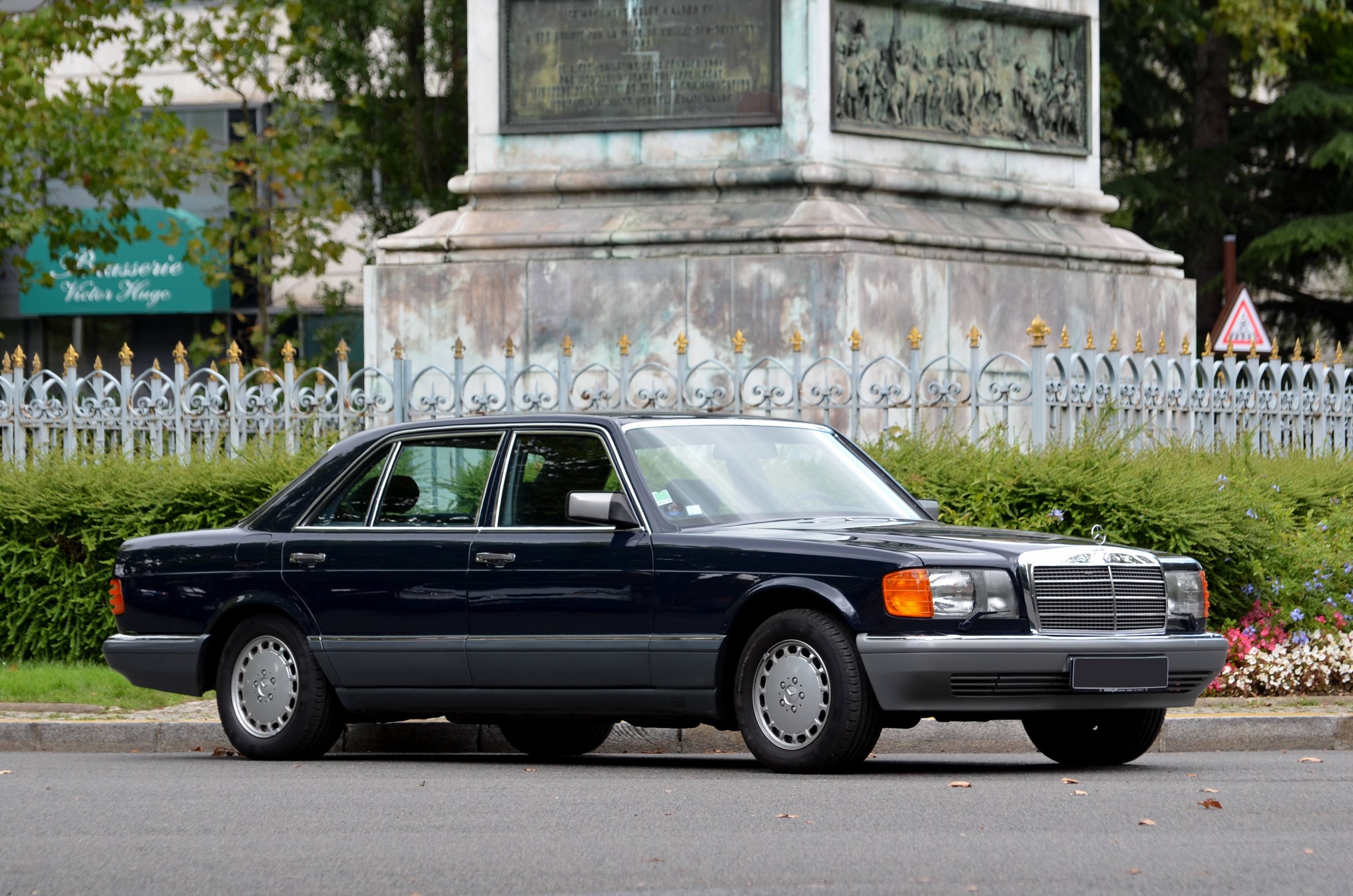Image gallery mercedes 560sel for Mercedes benz 1986 e300
