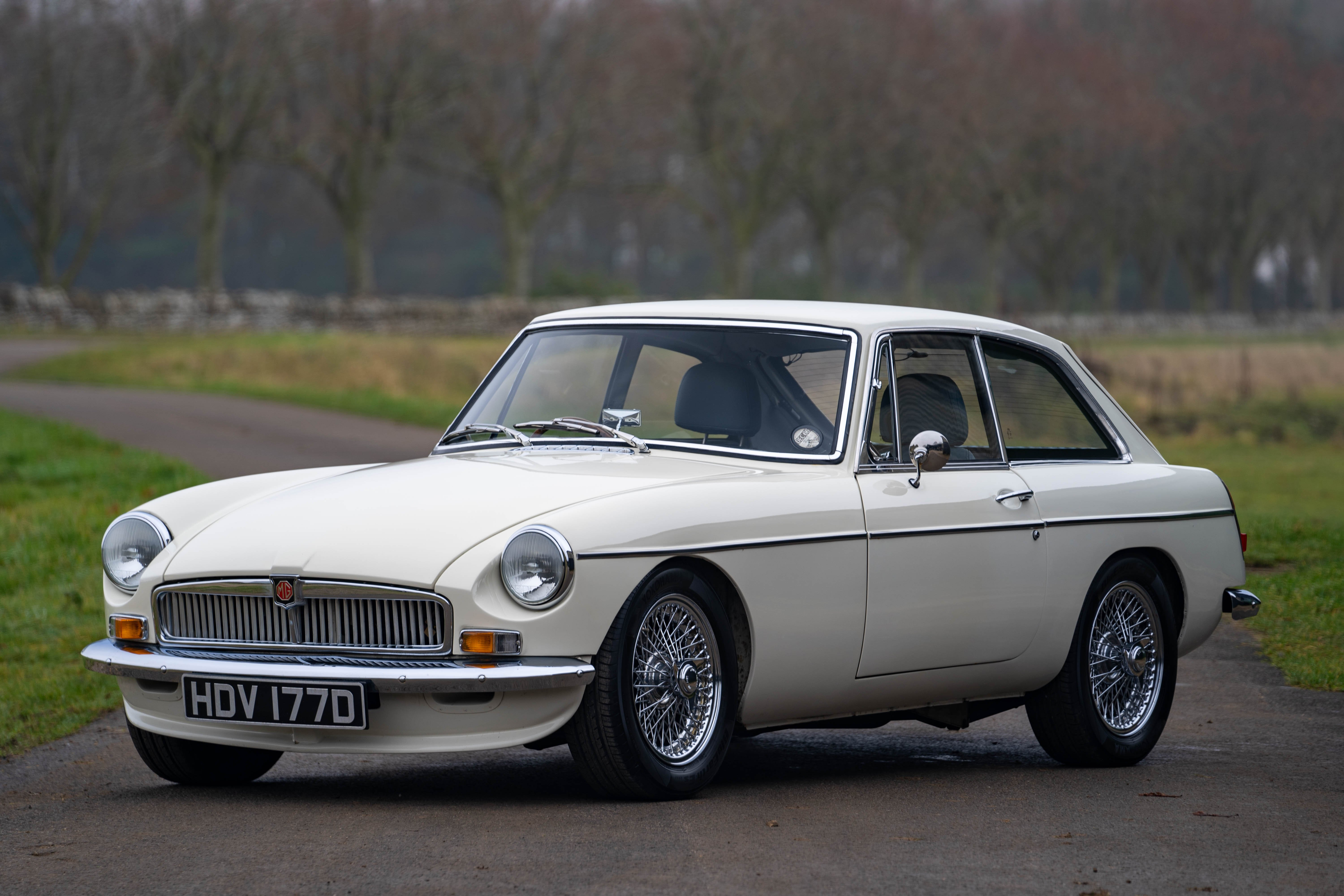1966 Mg B Le50 By Frontline Classic Driver Market