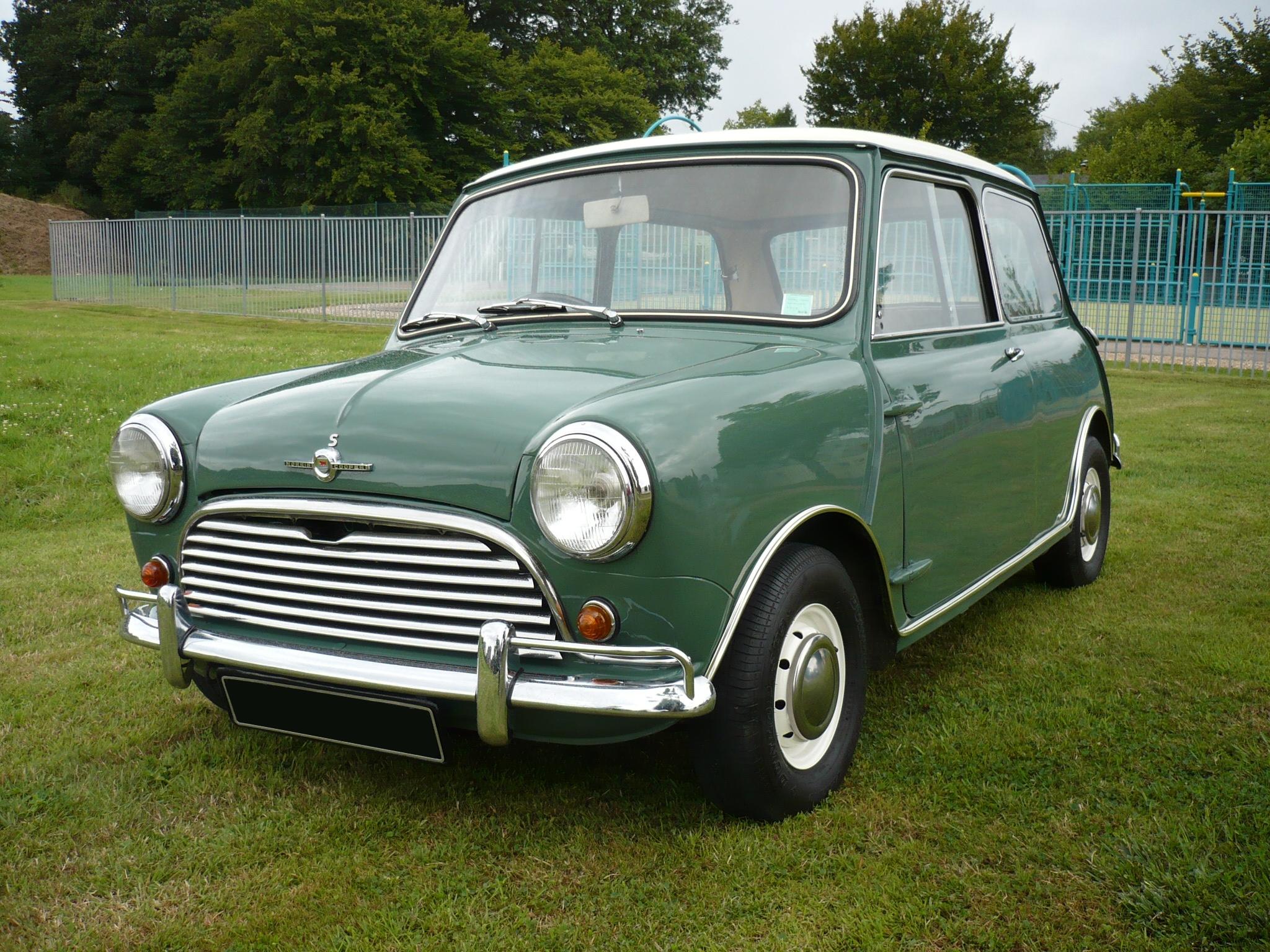 1964 morris mini cooper s mark i 1071cc classic driver market. Black Bedroom Furniture Sets. Home Design Ideas