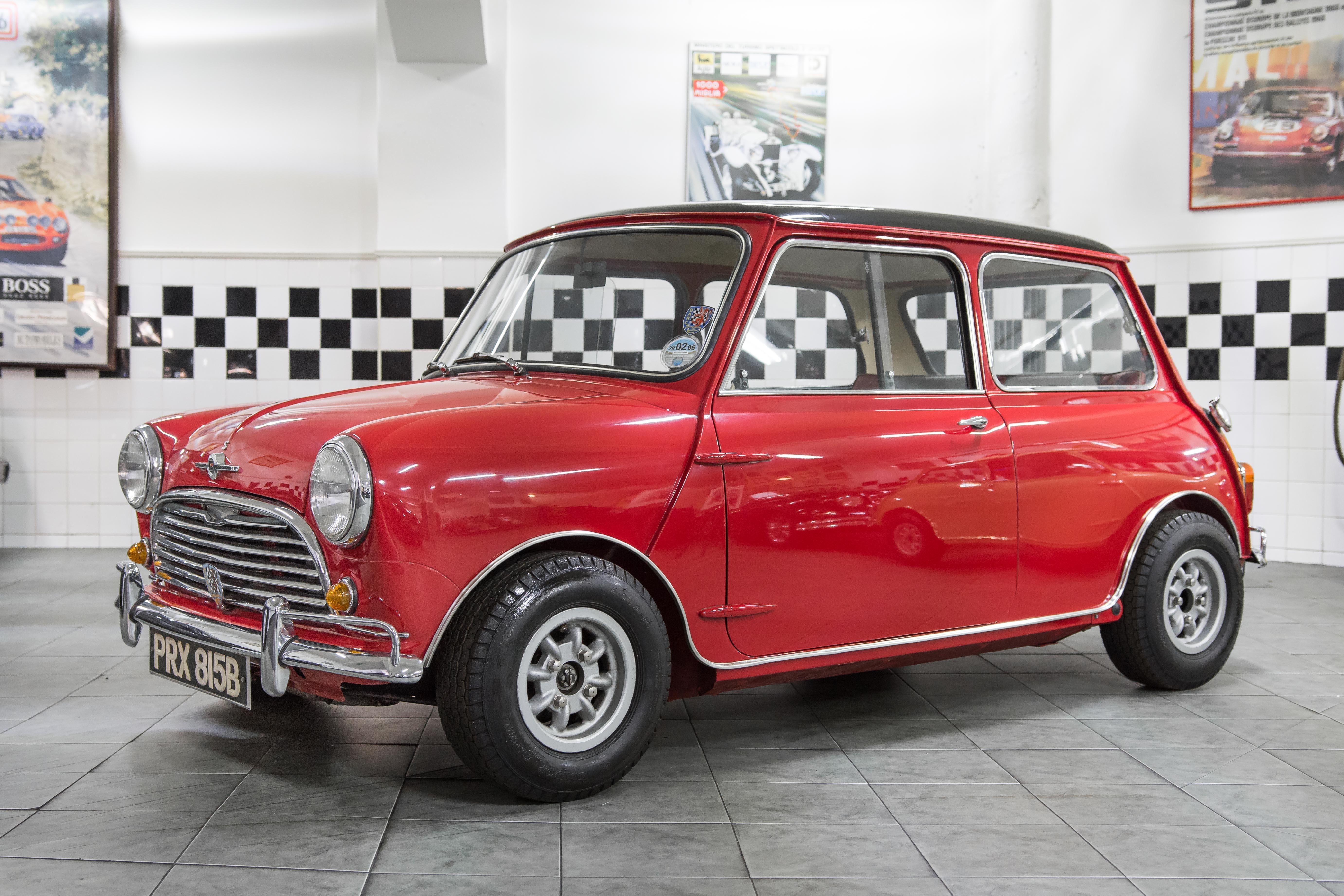 Used Car Auctions >> 1964 Morris Mini Cooper S - 970cc   Classic Driver Market