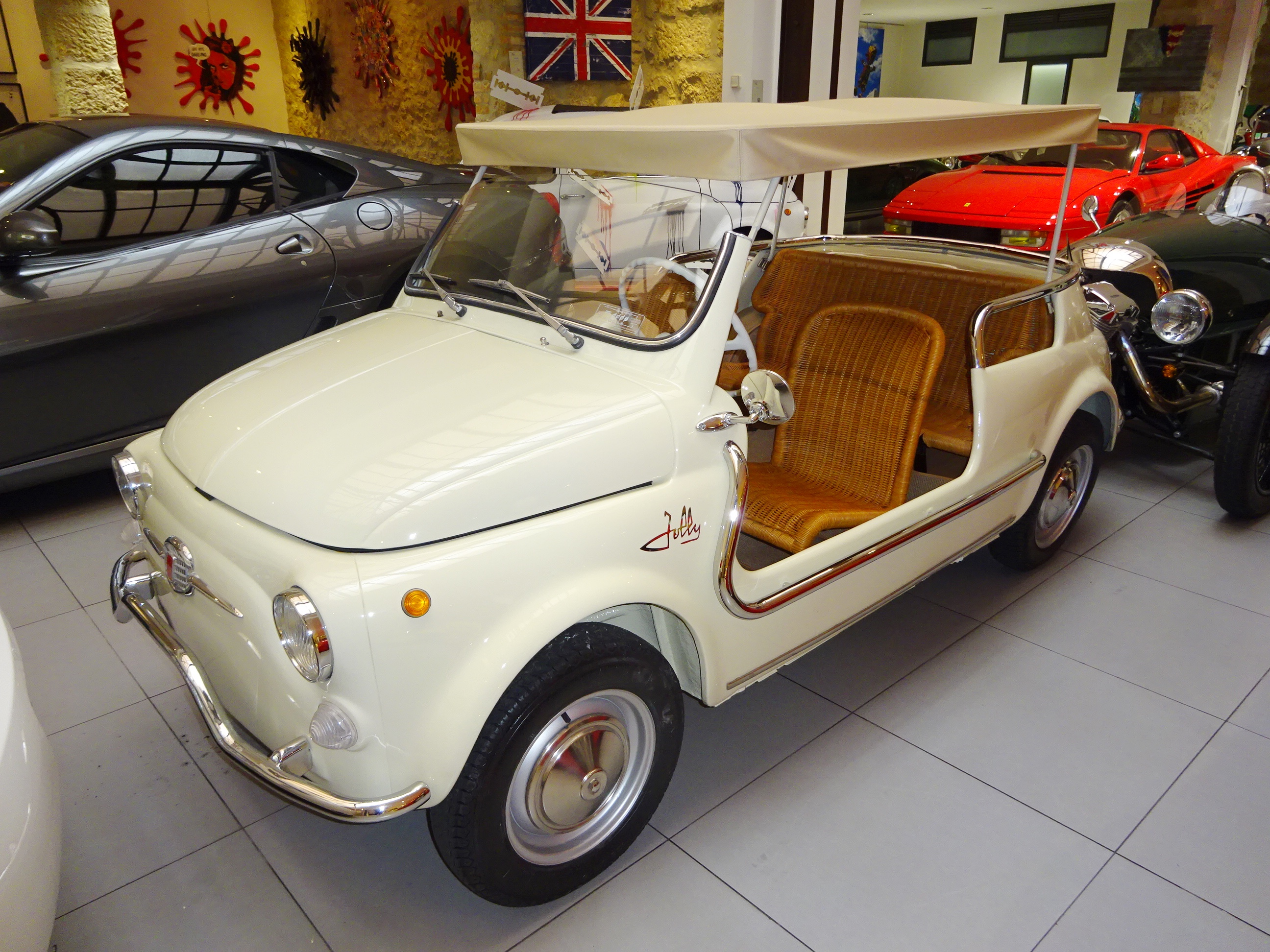 fiat a is comeback classic the news making jolly