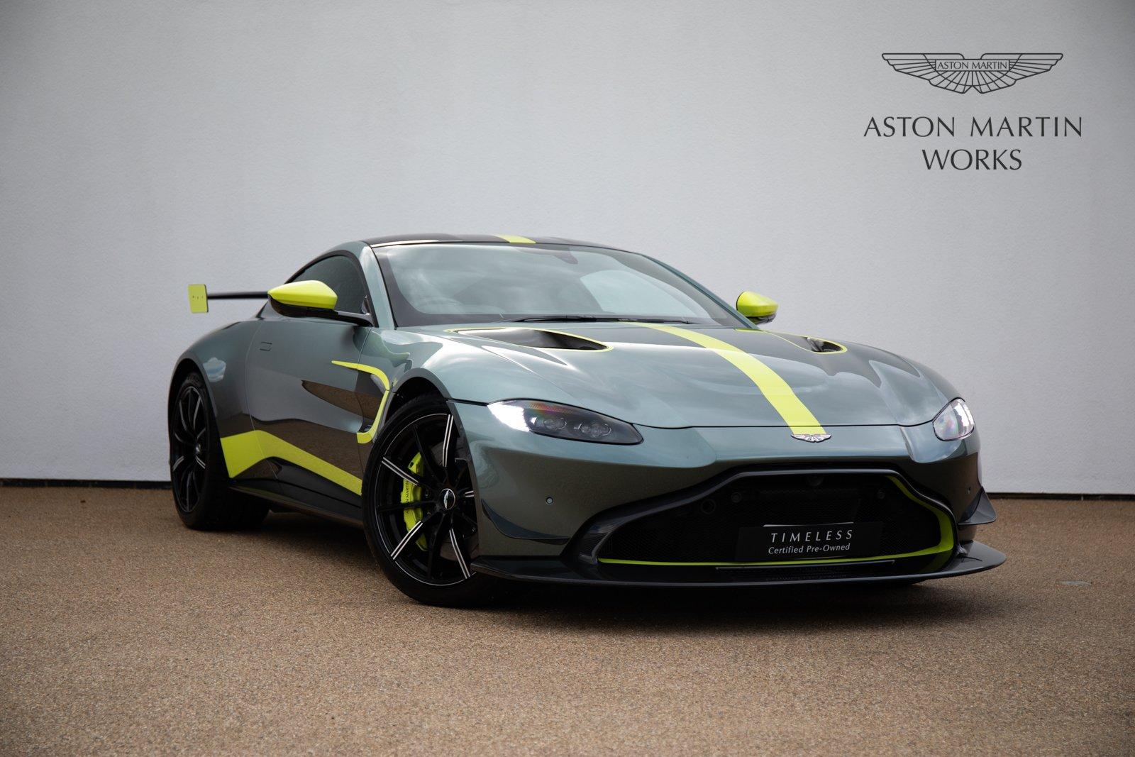 2019 Aston Martin V8 Vantage 1 Of 3 Ceo Edition Classic Driver Market