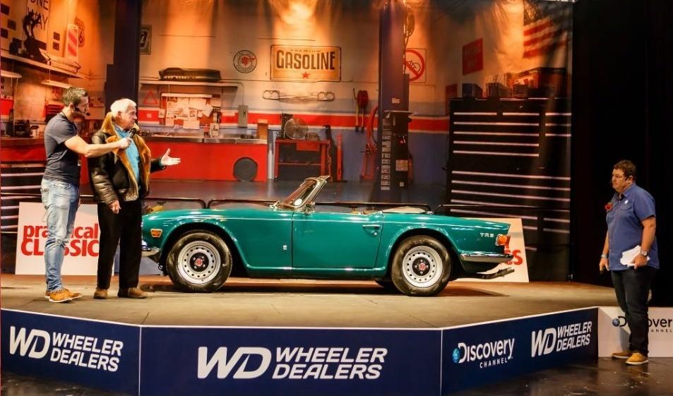 1970 Triumph Tr6 Vintage Car For Sale
