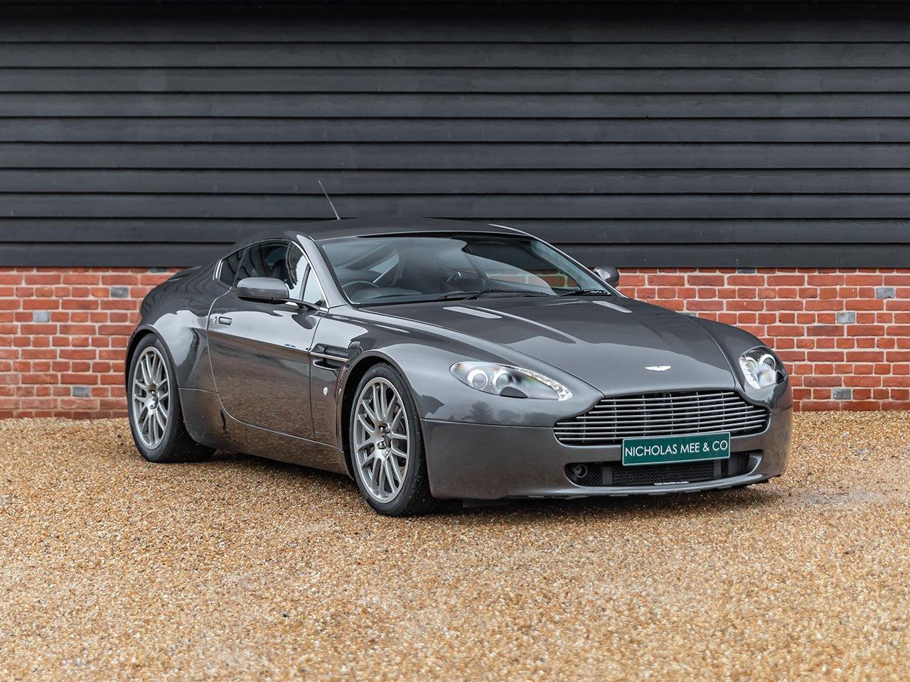 2006 Aston Martin V8 Vantage Prodrive Classic Driver Market