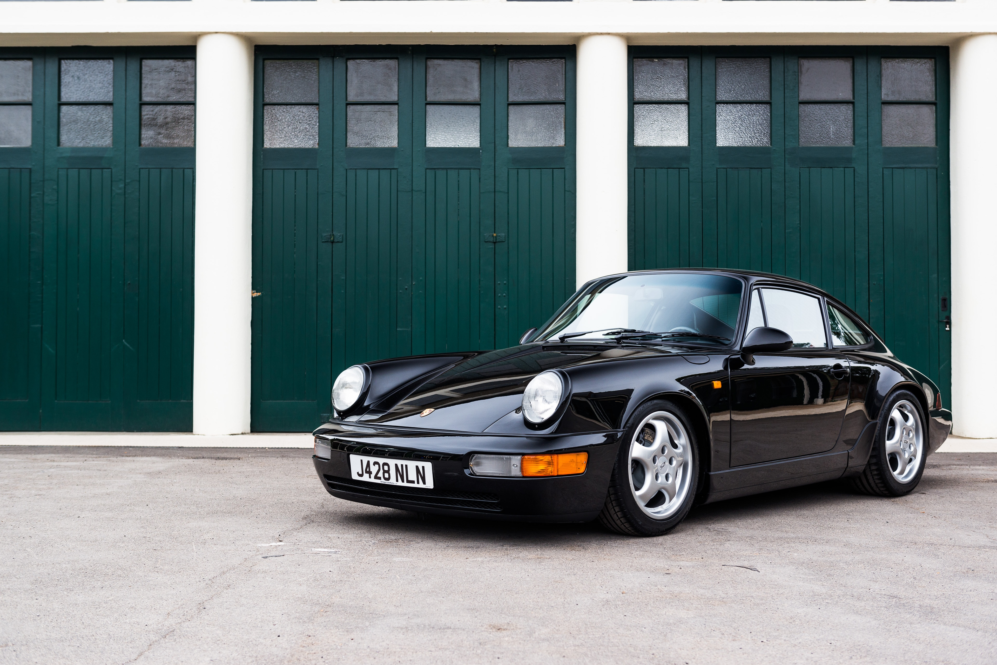1992 Porsche 911 964 Carrera Rs Lightweight Classic