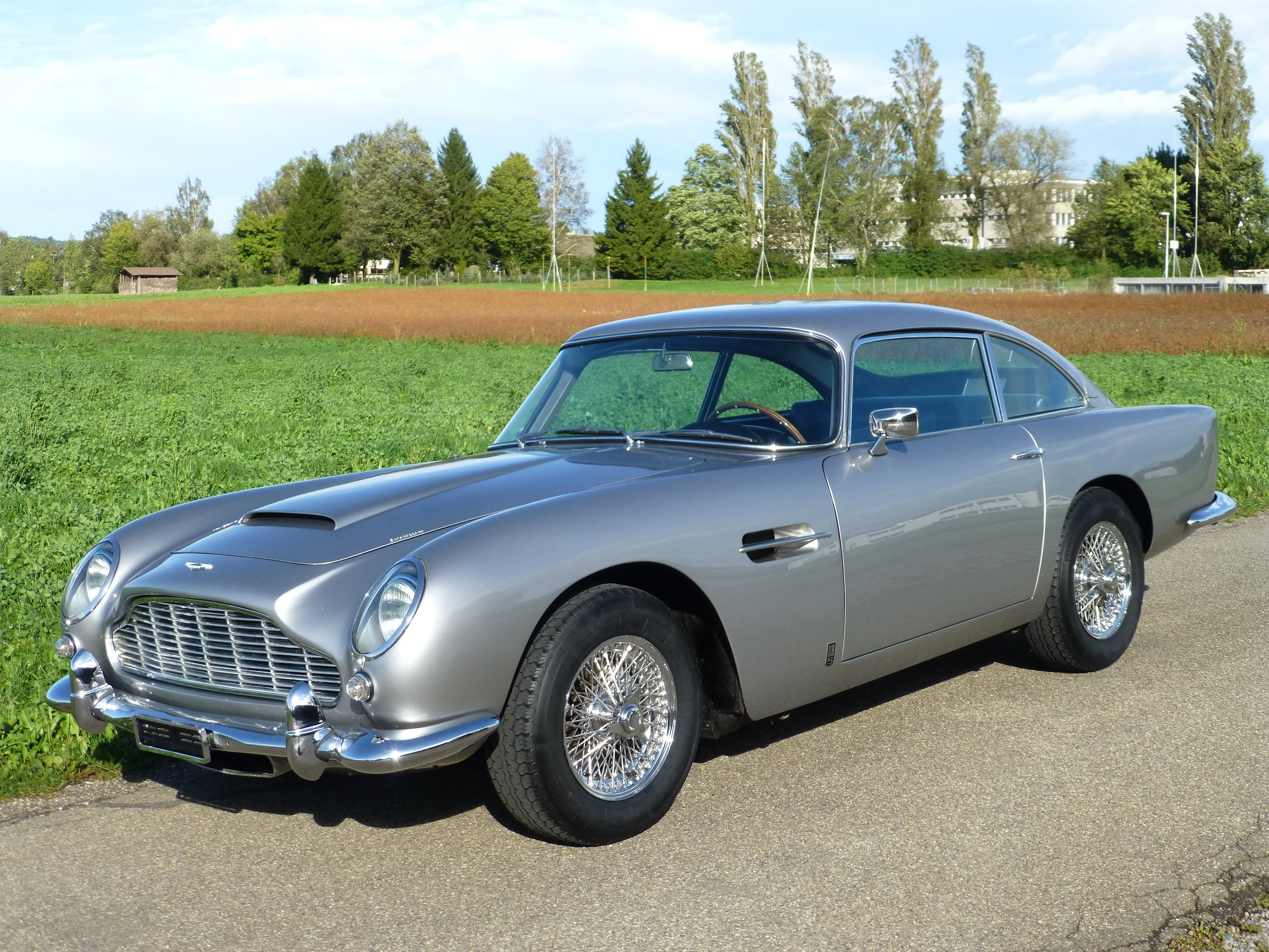 1964 aston martin db5 coupe classic driver market. Black Bedroom Furniture Sets. Home Design Ideas