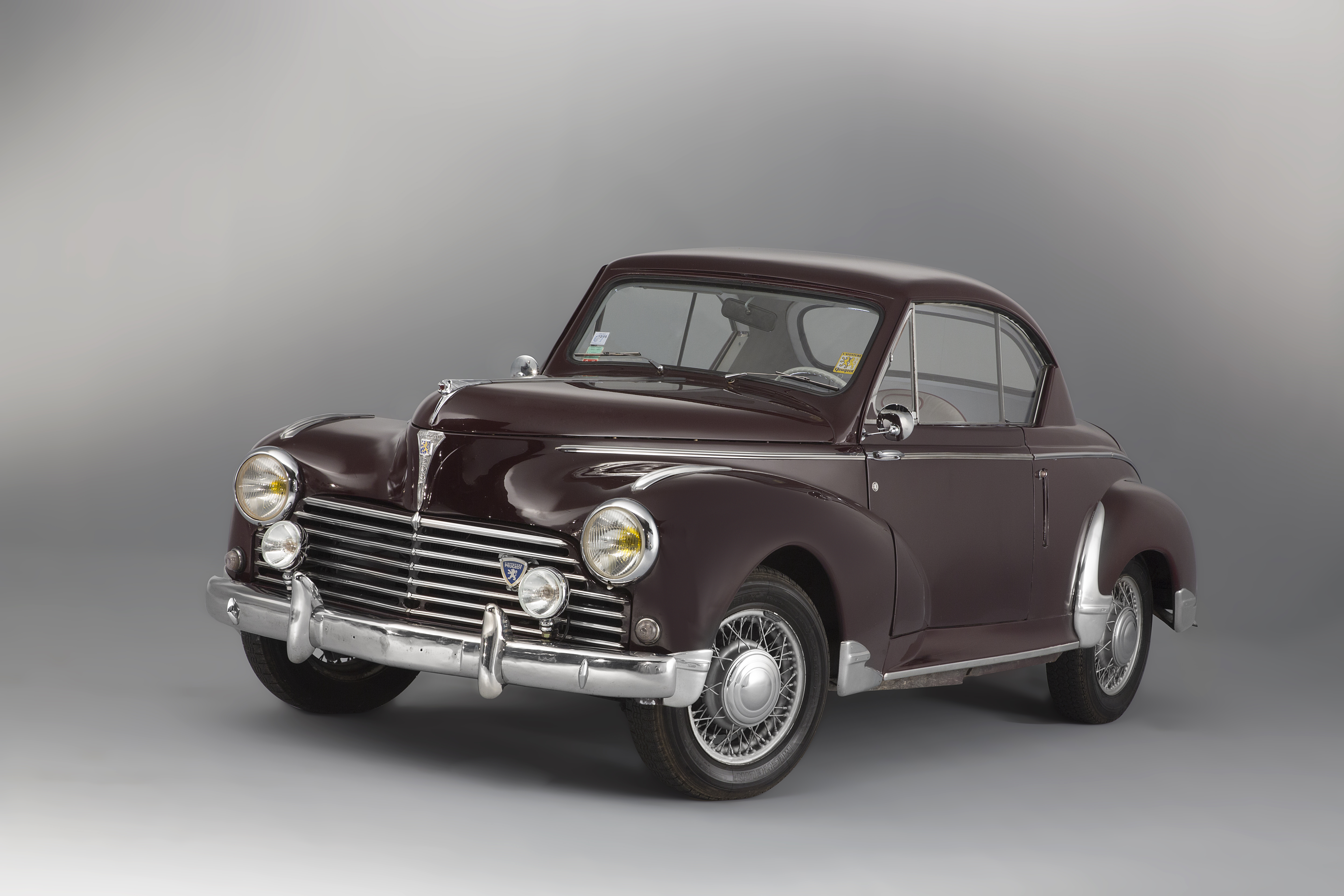 1952 peugeot 203 a coup classic driver market. Black Bedroom Furniture Sets. Home Design Ideas